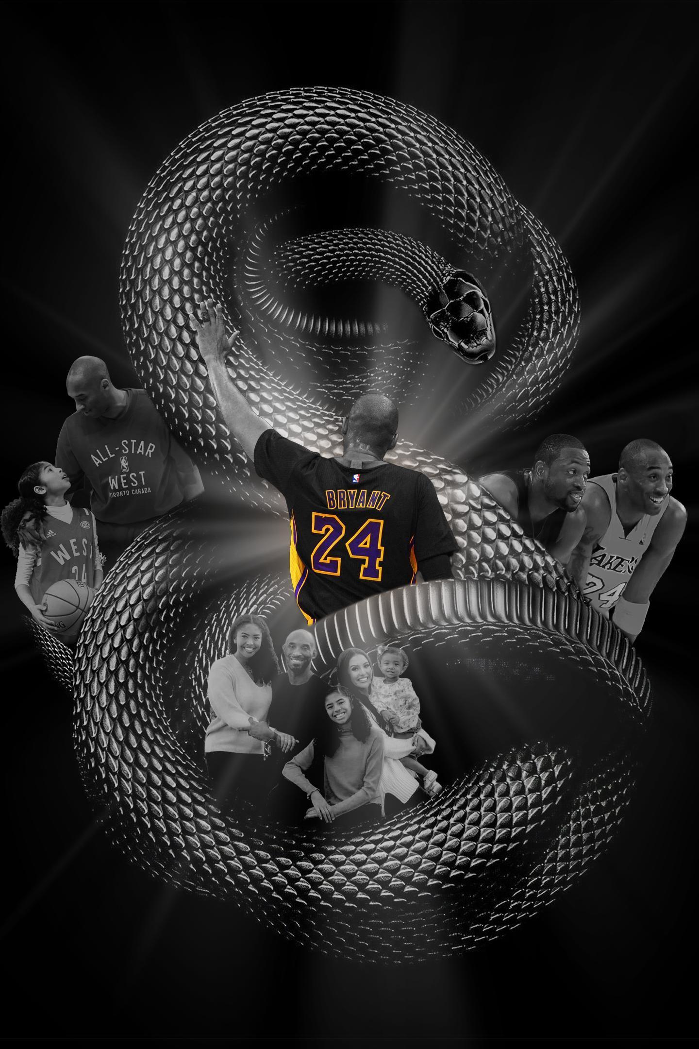 Black Mamba Kobe Wallpaper
