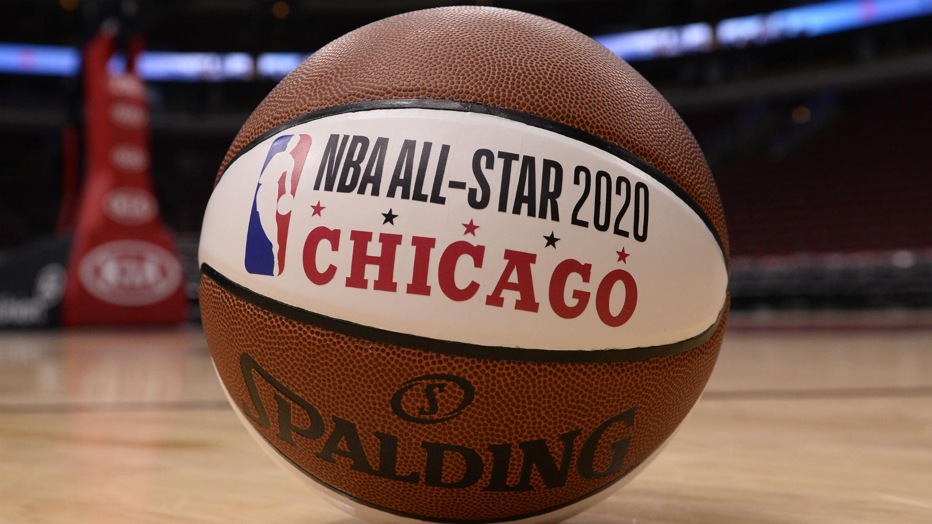 When and where is the 2020 NBA All