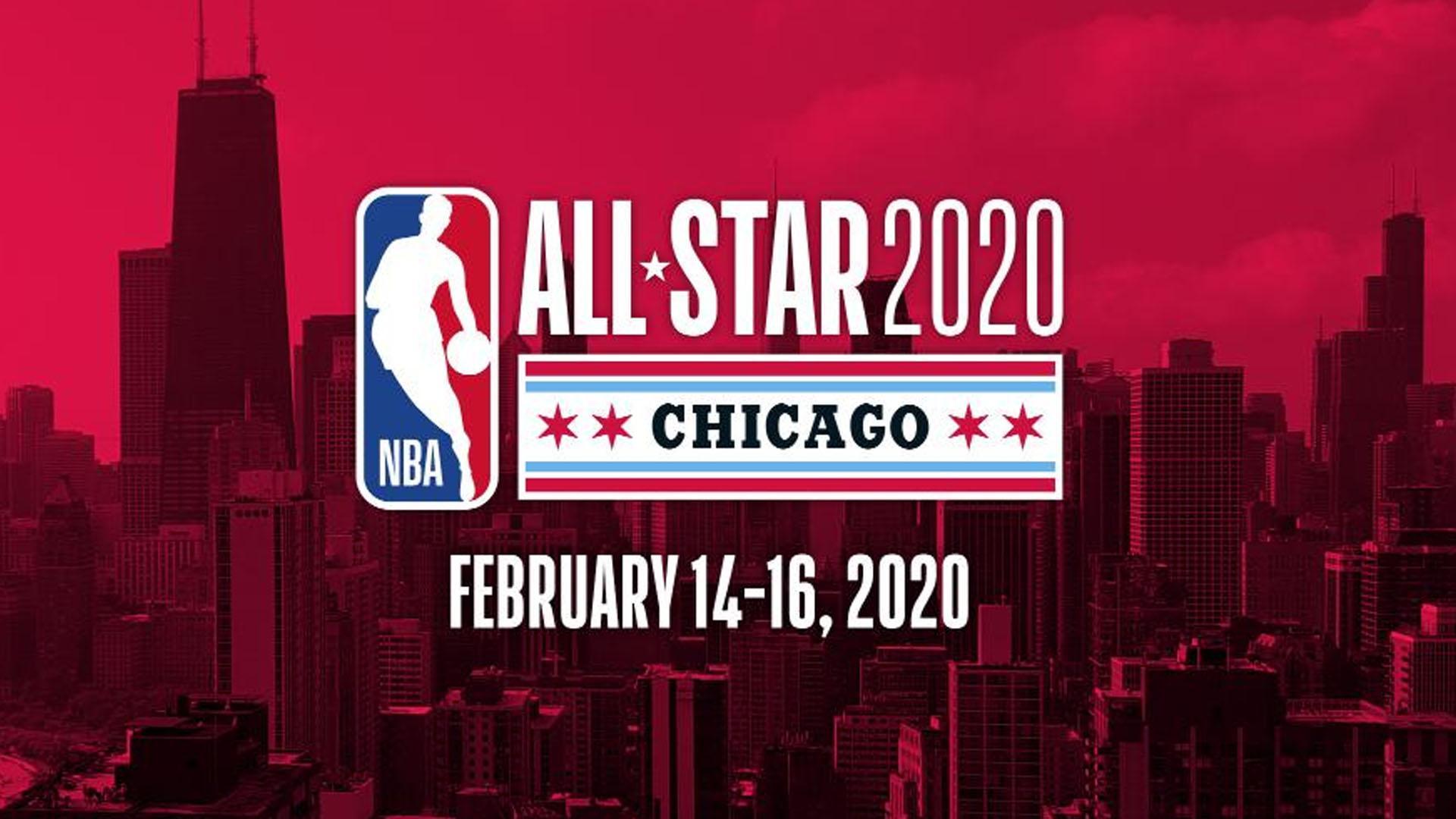 Nba 2020 Wallpapers: NBA All-Star 2020 Wallpapers