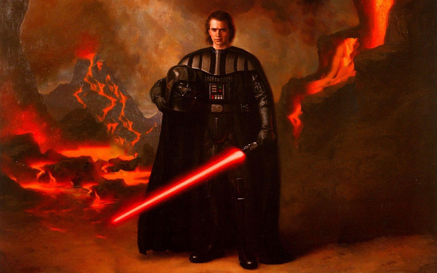 Darth Vader Vs Obi Wan Kenobi Wallpapers Wallpaper Cave