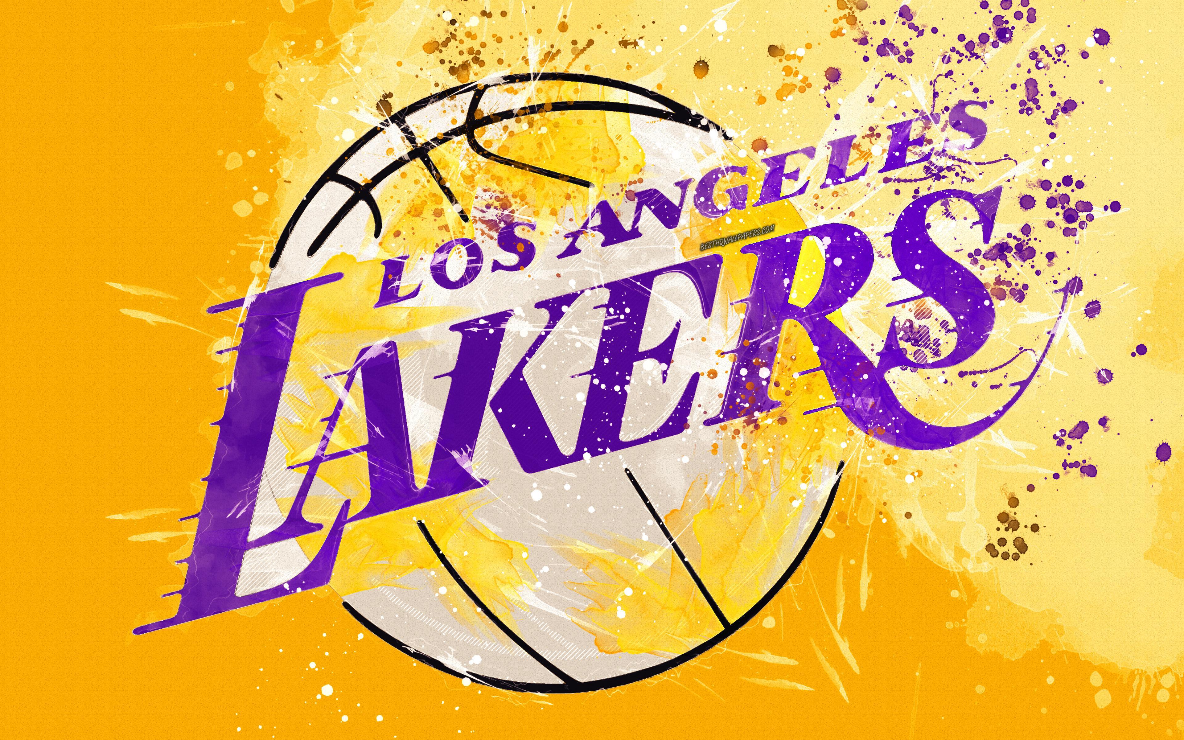 Lakers Basketball Wallpapers - Wallpaper Cave