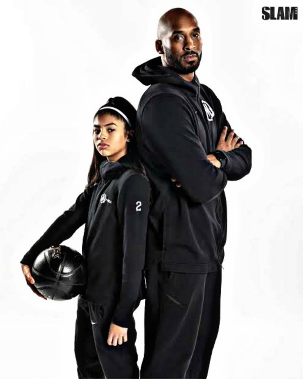 Kobe Bryant And Gigi Wallpapers Wallpaper Cave