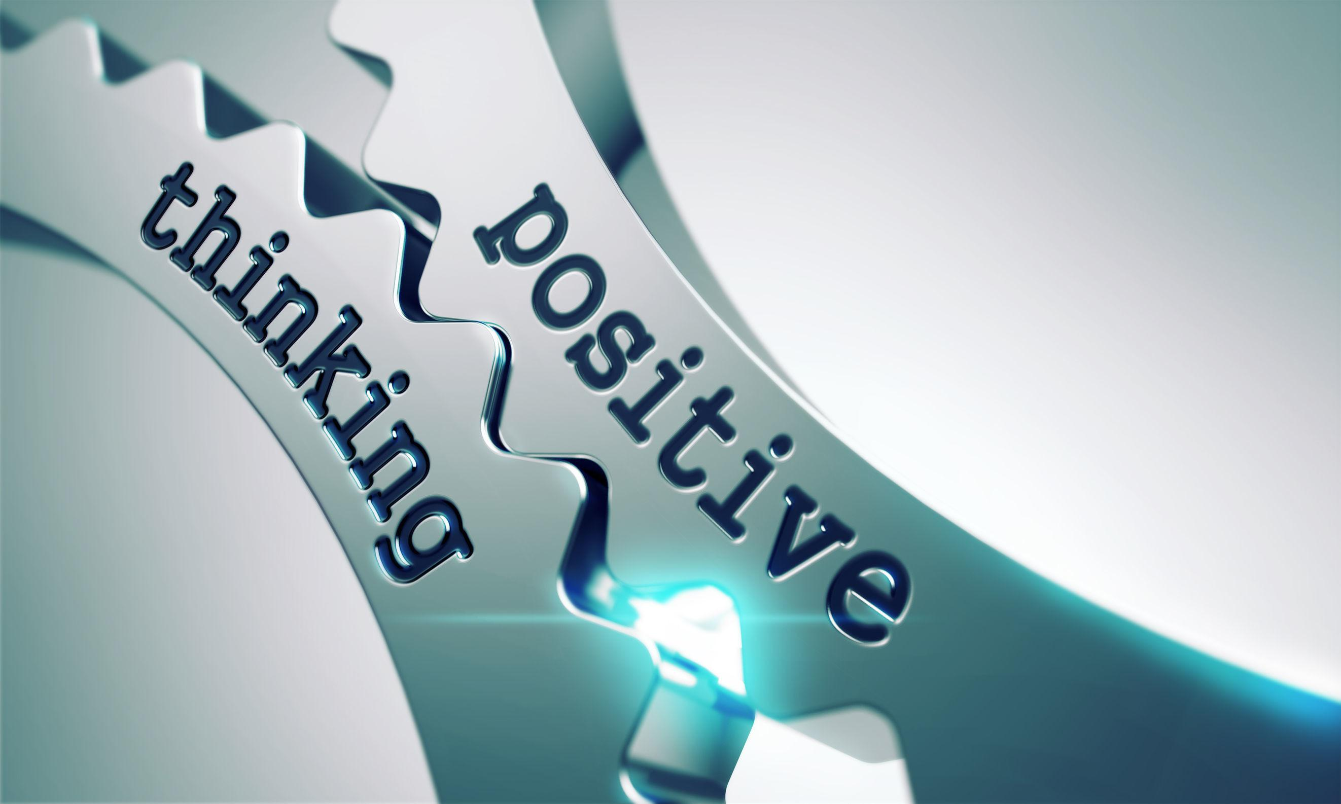 Positive Thinking Wallpapers - Wallpaper Cave