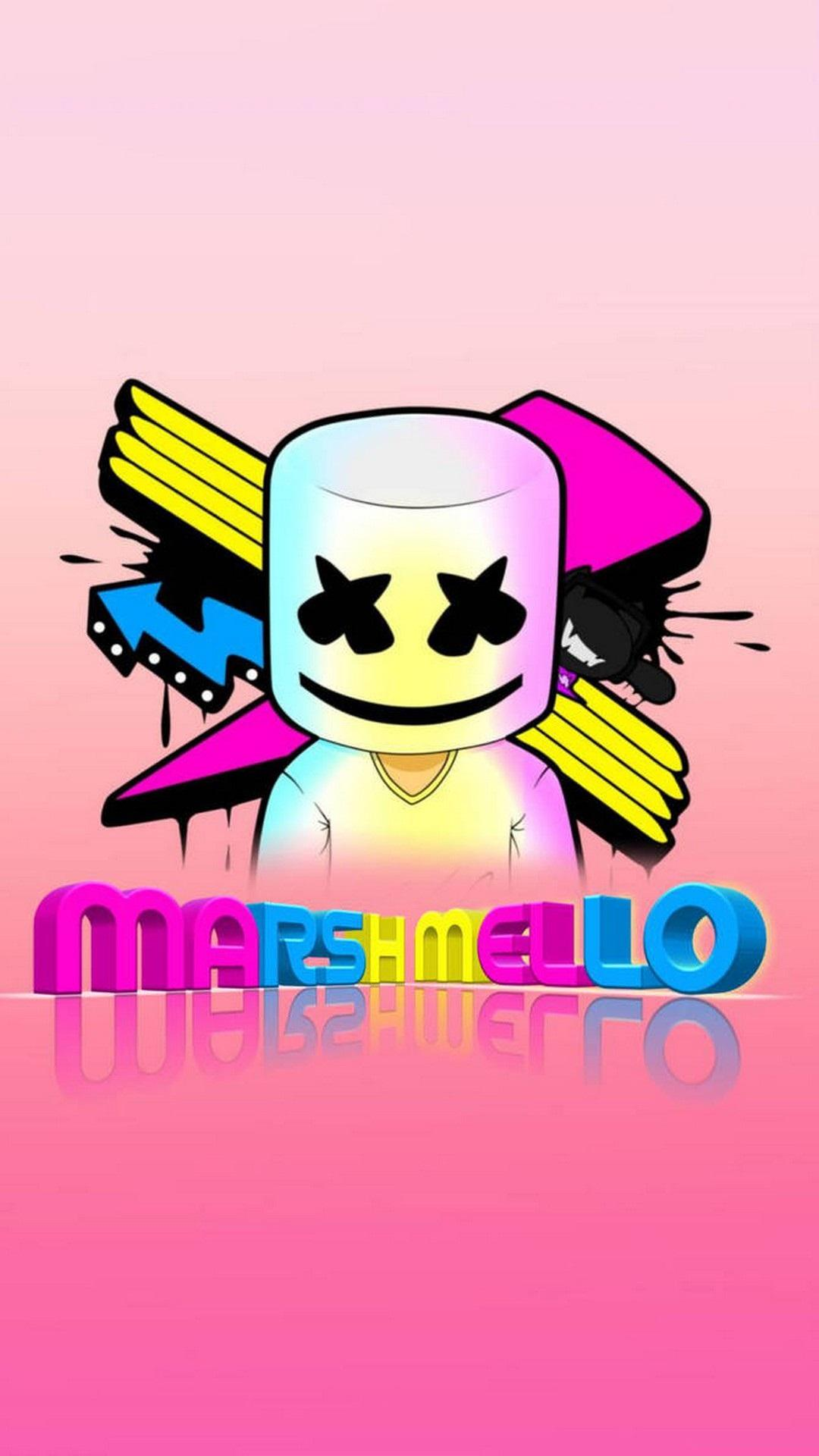 Marshmello Iphone Wallpapers Wallpaper Cave