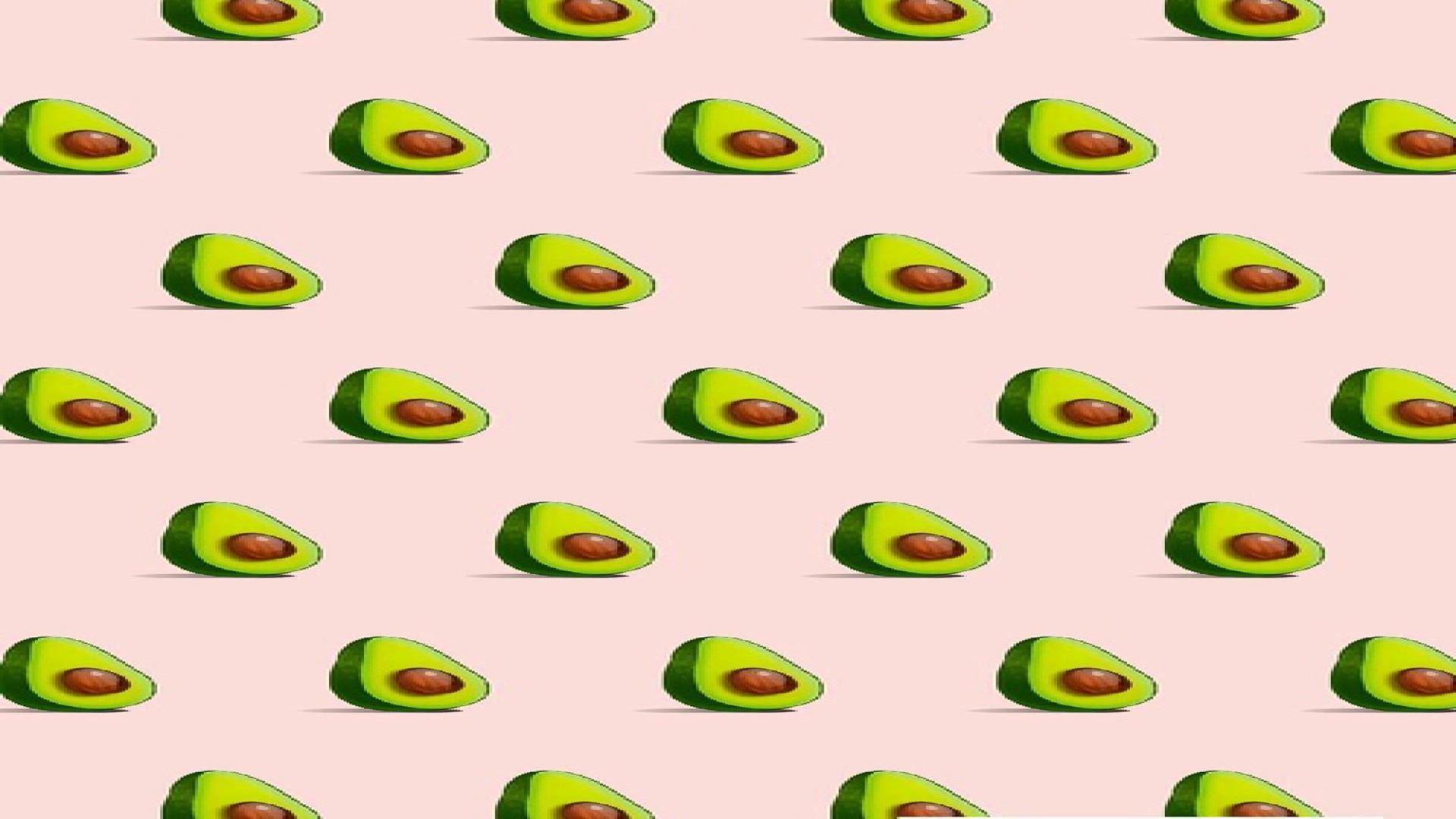 обои на телефон с принтом авокадо кухне сидел