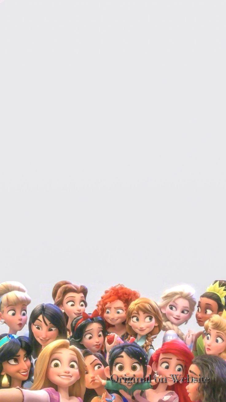 Iphone 11 Disney Princess Wallpapers Wallpaper Cave
