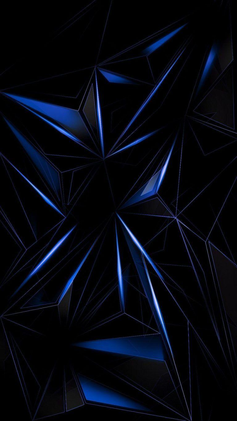 Phone Dark Abstract Wallpapers Wallpaper Cave