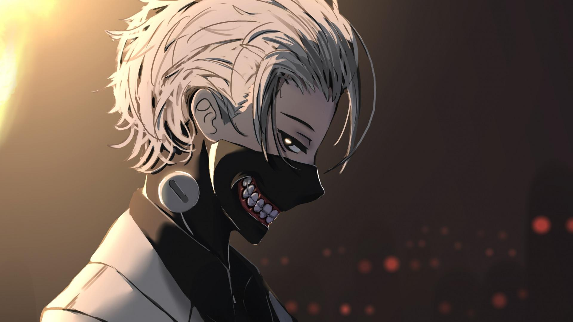 High Quality Anime Tokyo Ghoul Wallpapers - Wallpaper Cave