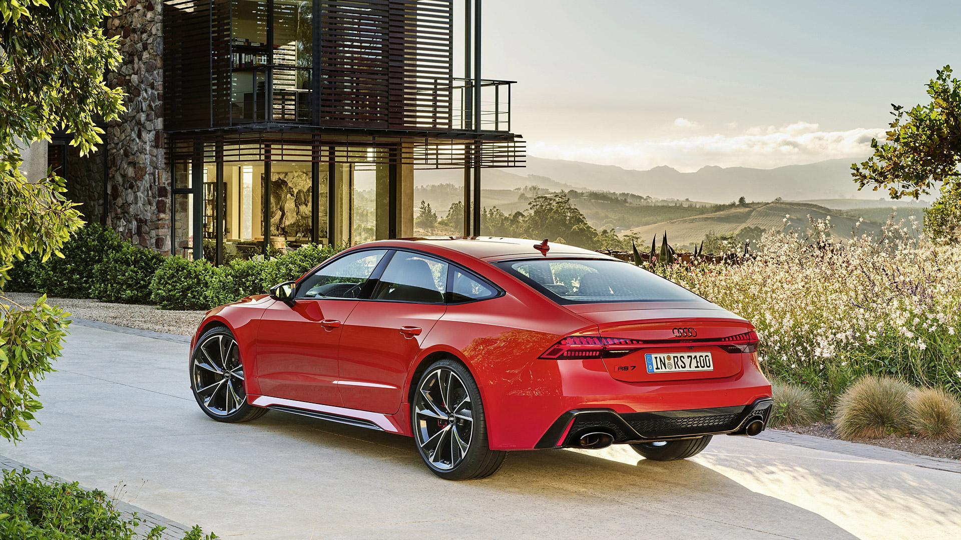 Audi Rs7 2020 Wallpapers - Wallpaper Cave