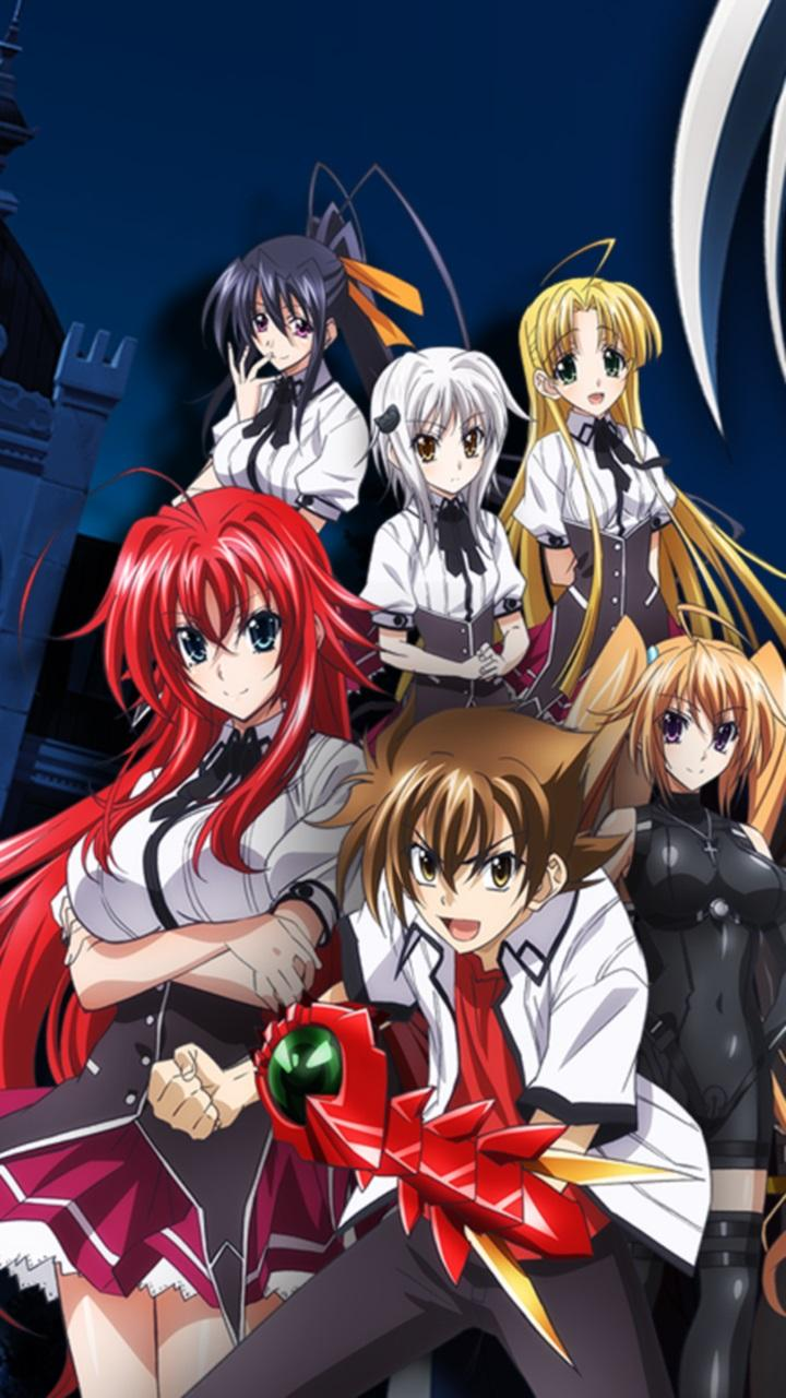 Highschool DxD HD Android Wallpapers - Wallpaper Cave