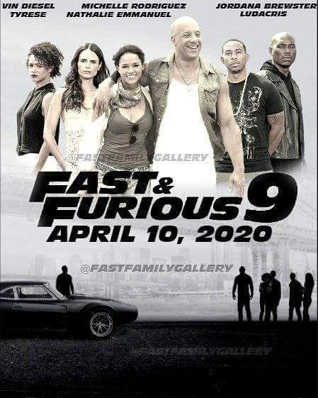 Fast And Furious 9 Wallpapers Wallpaper Cave