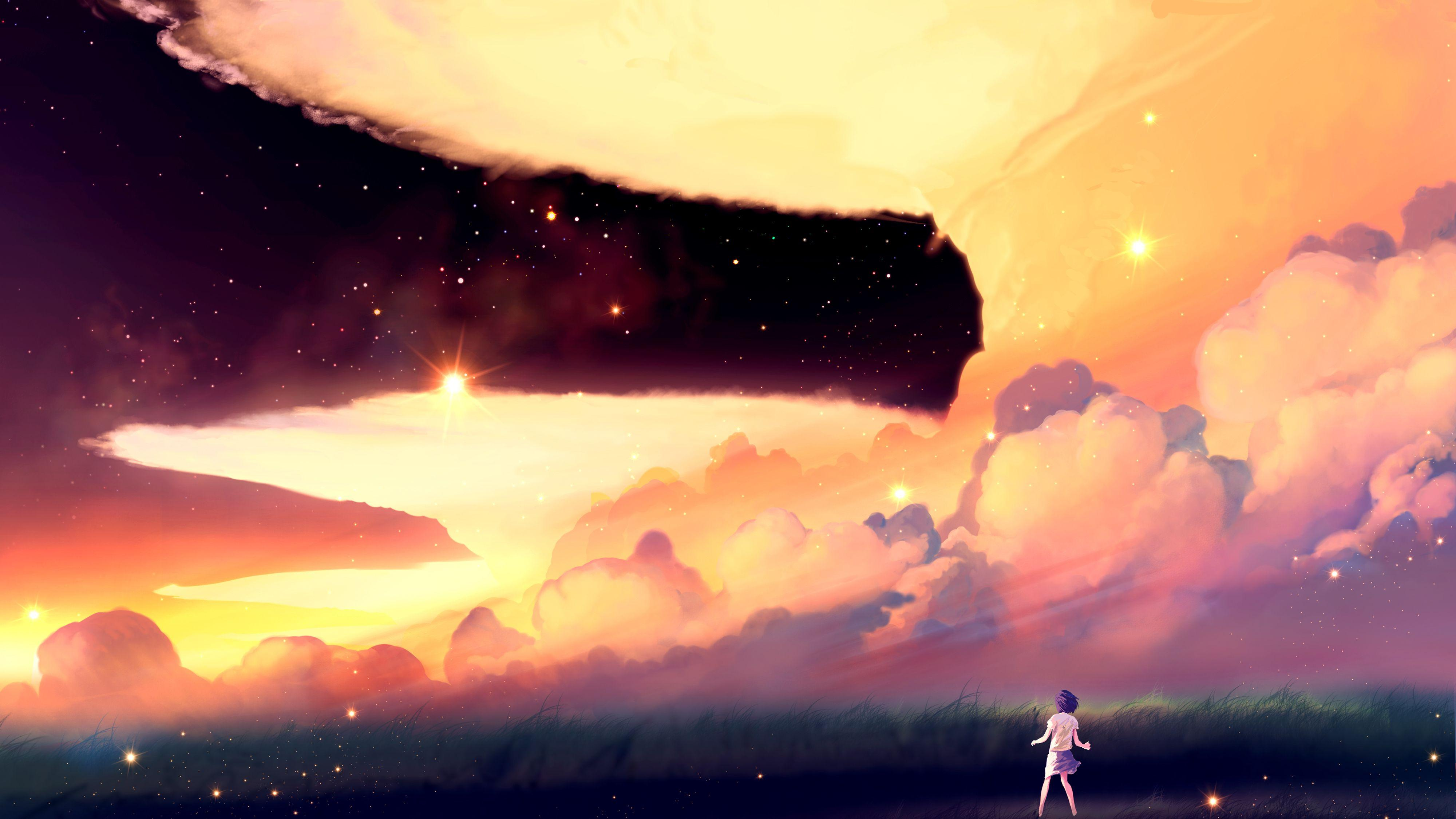 Chill Anime Pc Wallpapers Wallpaper Cave