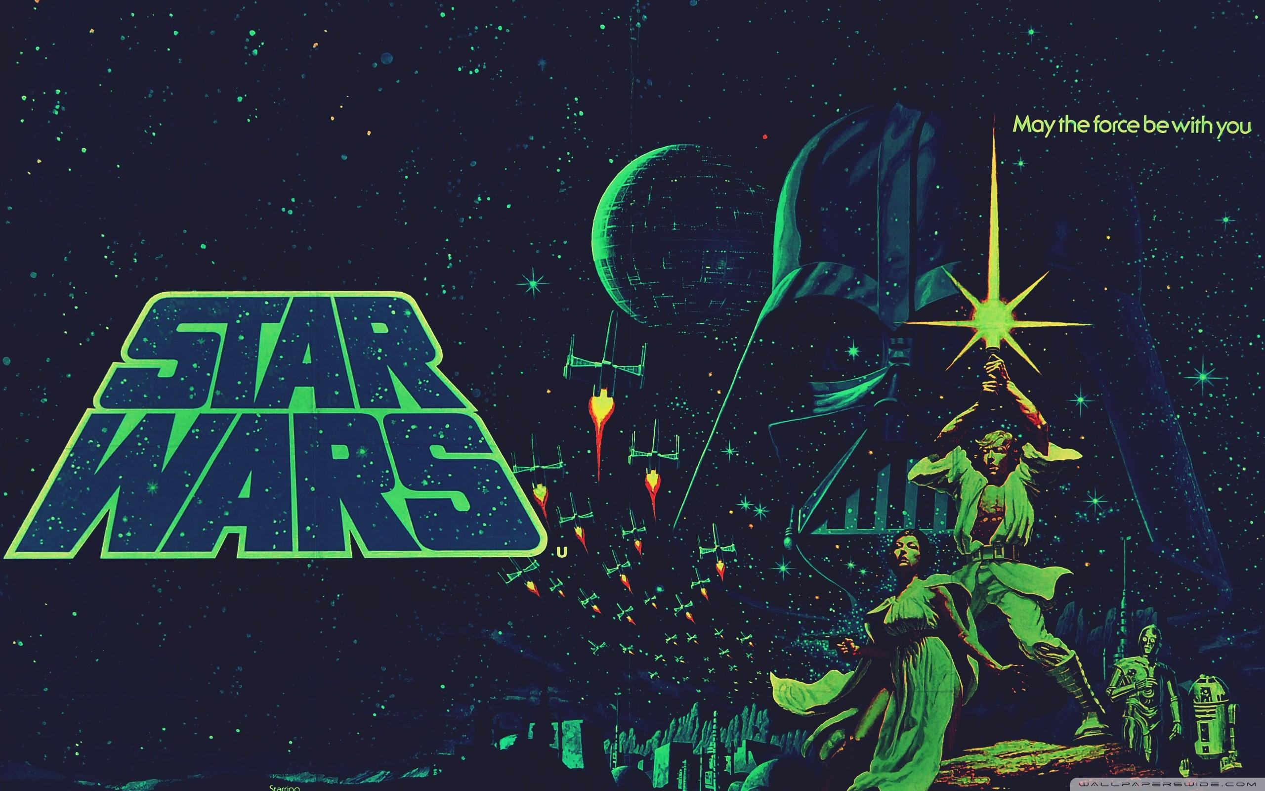 Vintage Star Wars Wallpapers Wallpaper Cave