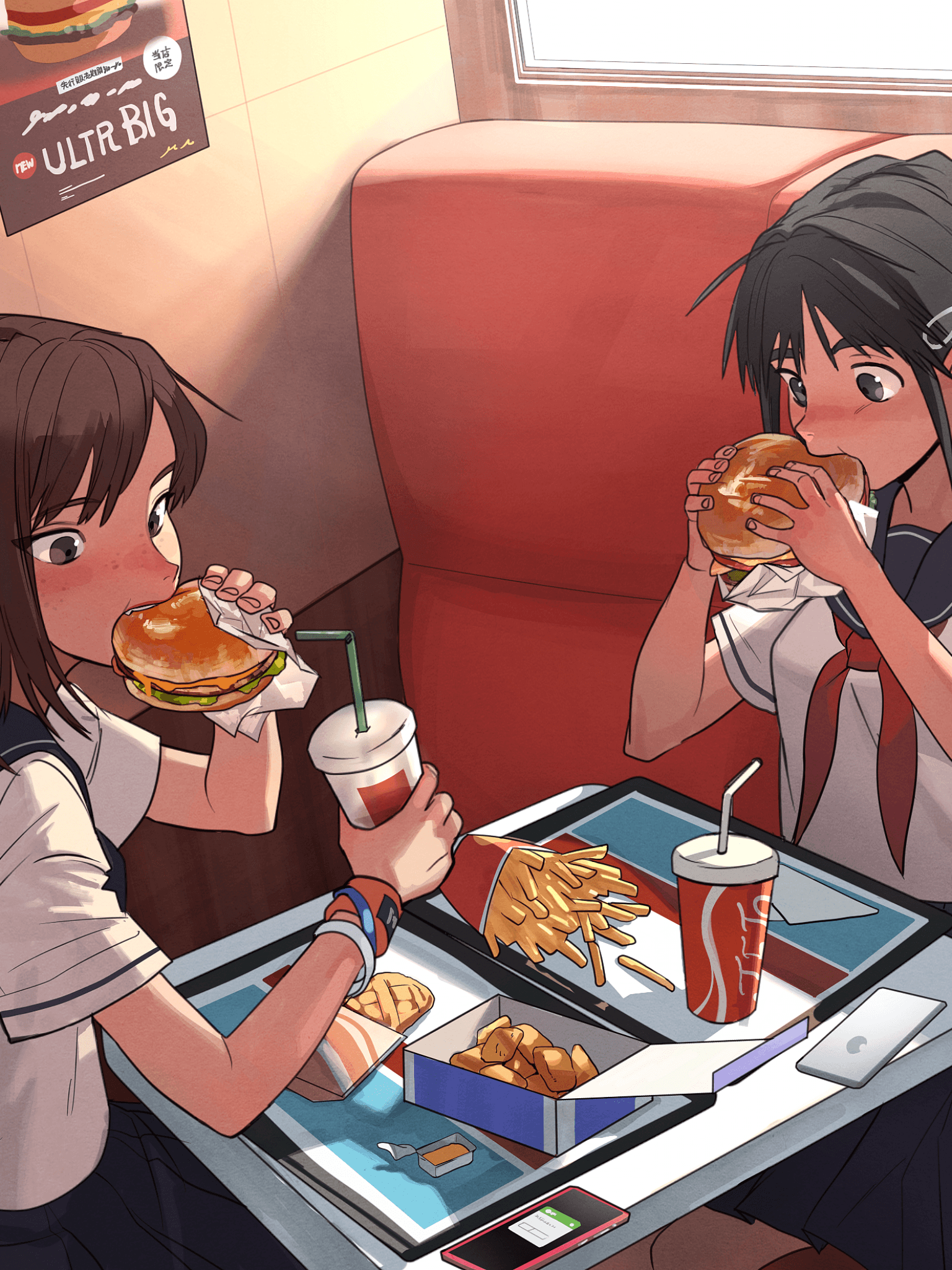 Food Anime Wallpapers - Wallpaper Cave