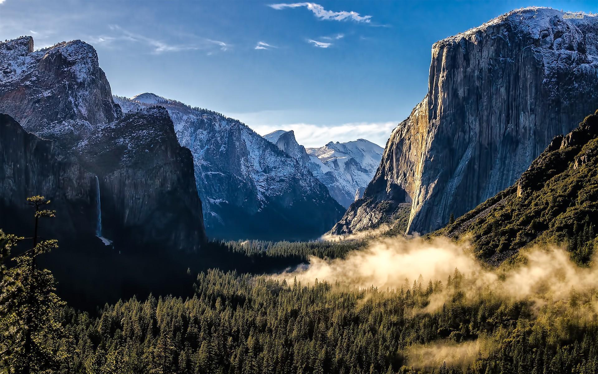 Yosemite Valley Wallpapers - Wallpaper Cave