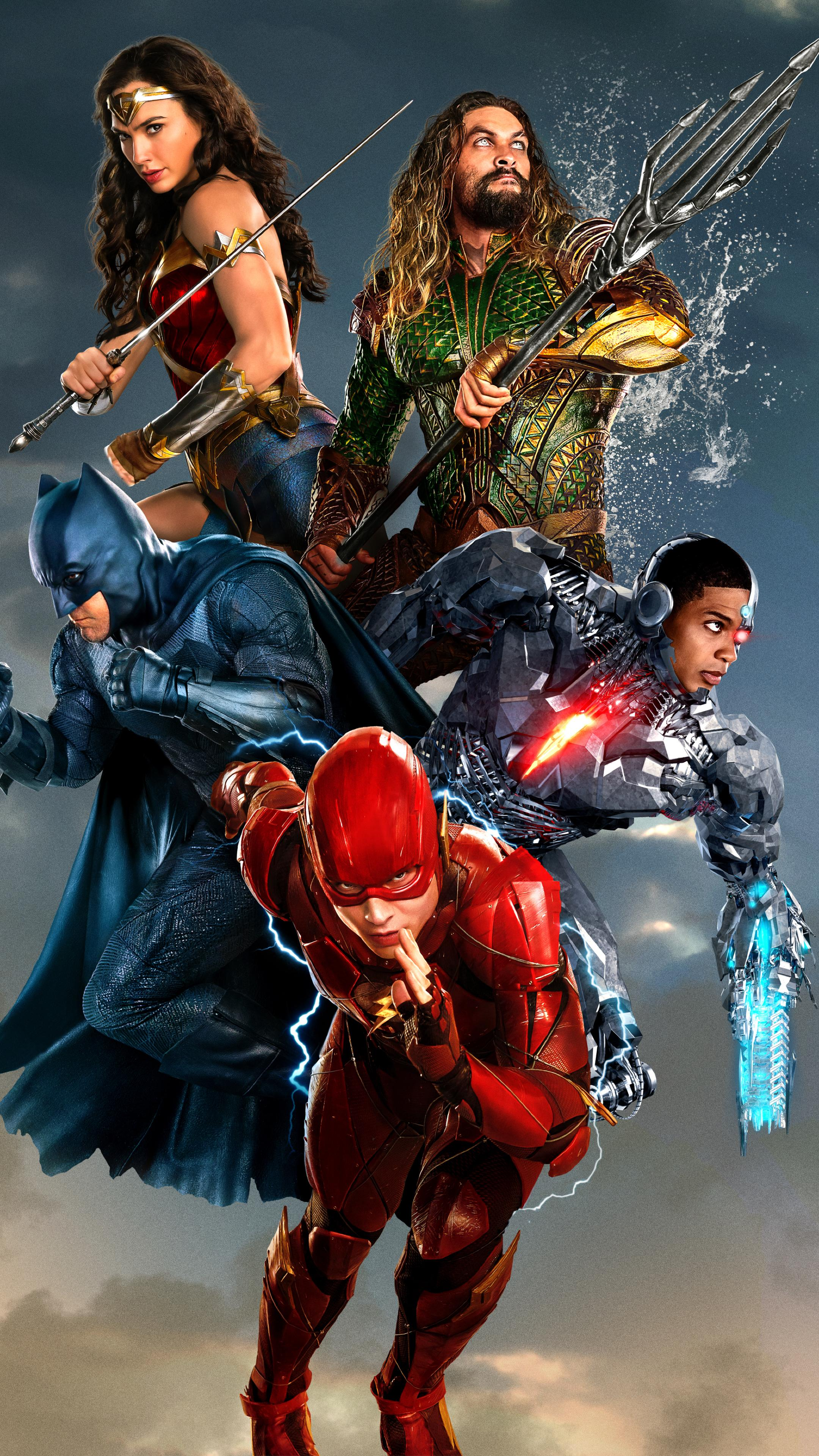 Justice League Android Wallpapers - Wallpaper Cave