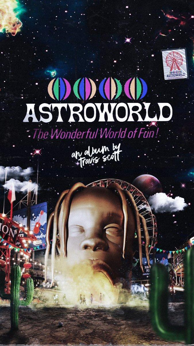 Astroworld Iphone X Wallpapers Wallpaper Cave