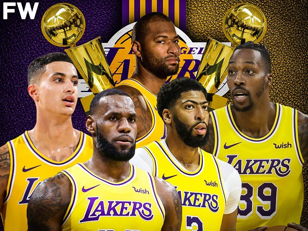 Lakers 2020 Wallpapers - Wallpaper Cave
