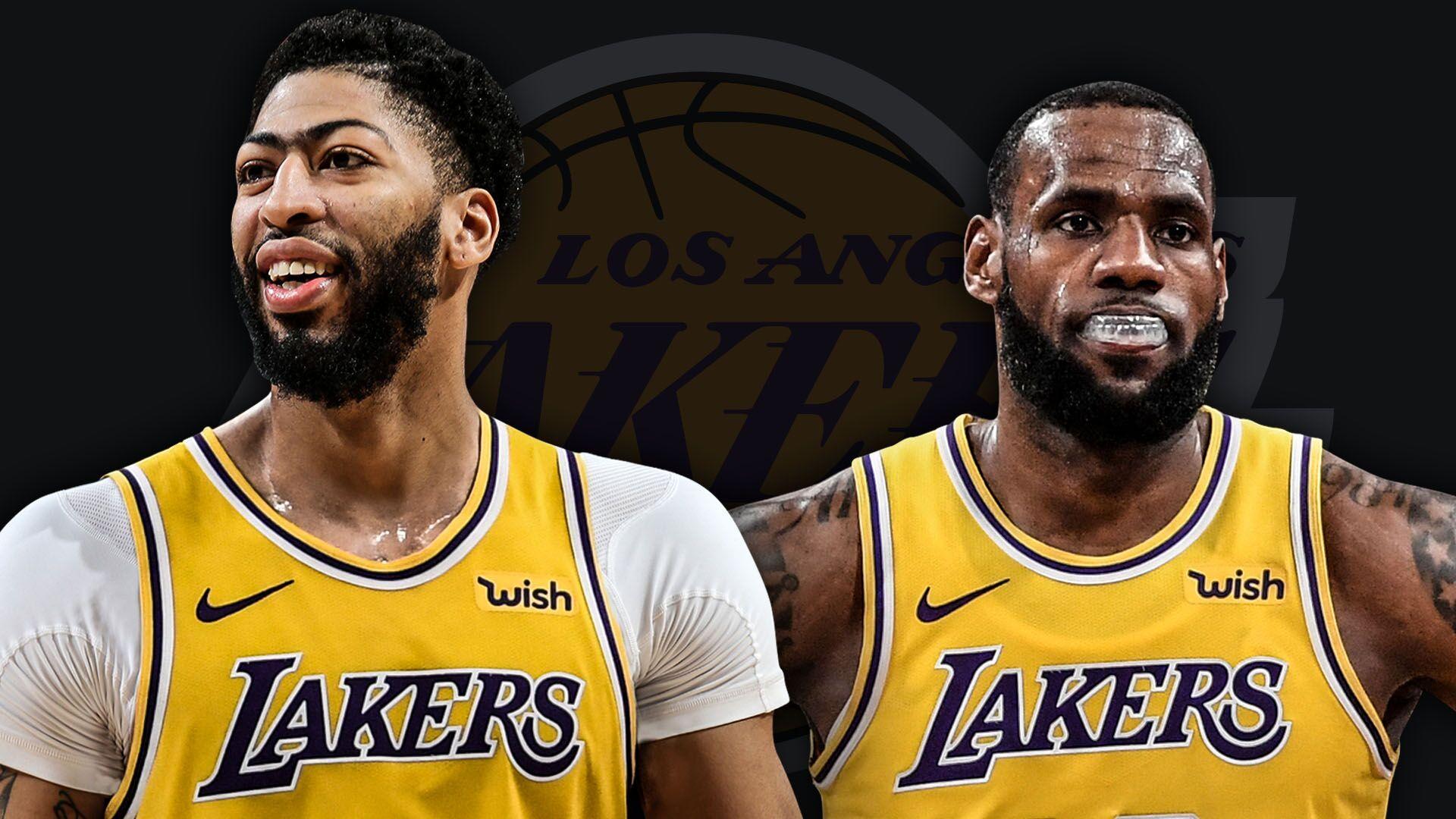 Lakers 2020 Wallpapers Wallpaper Cave