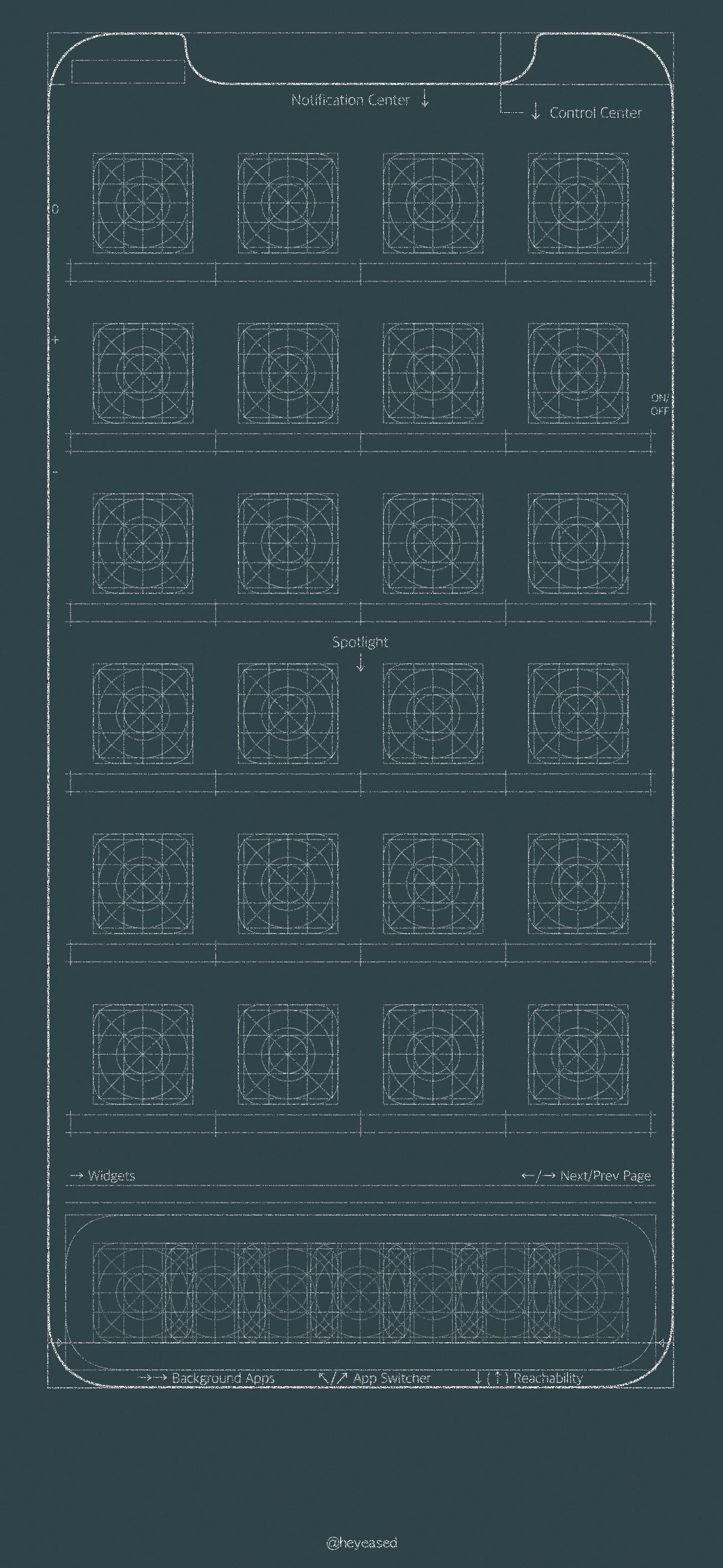 Blueprint Wallpaper Iphone 7 - Wall
