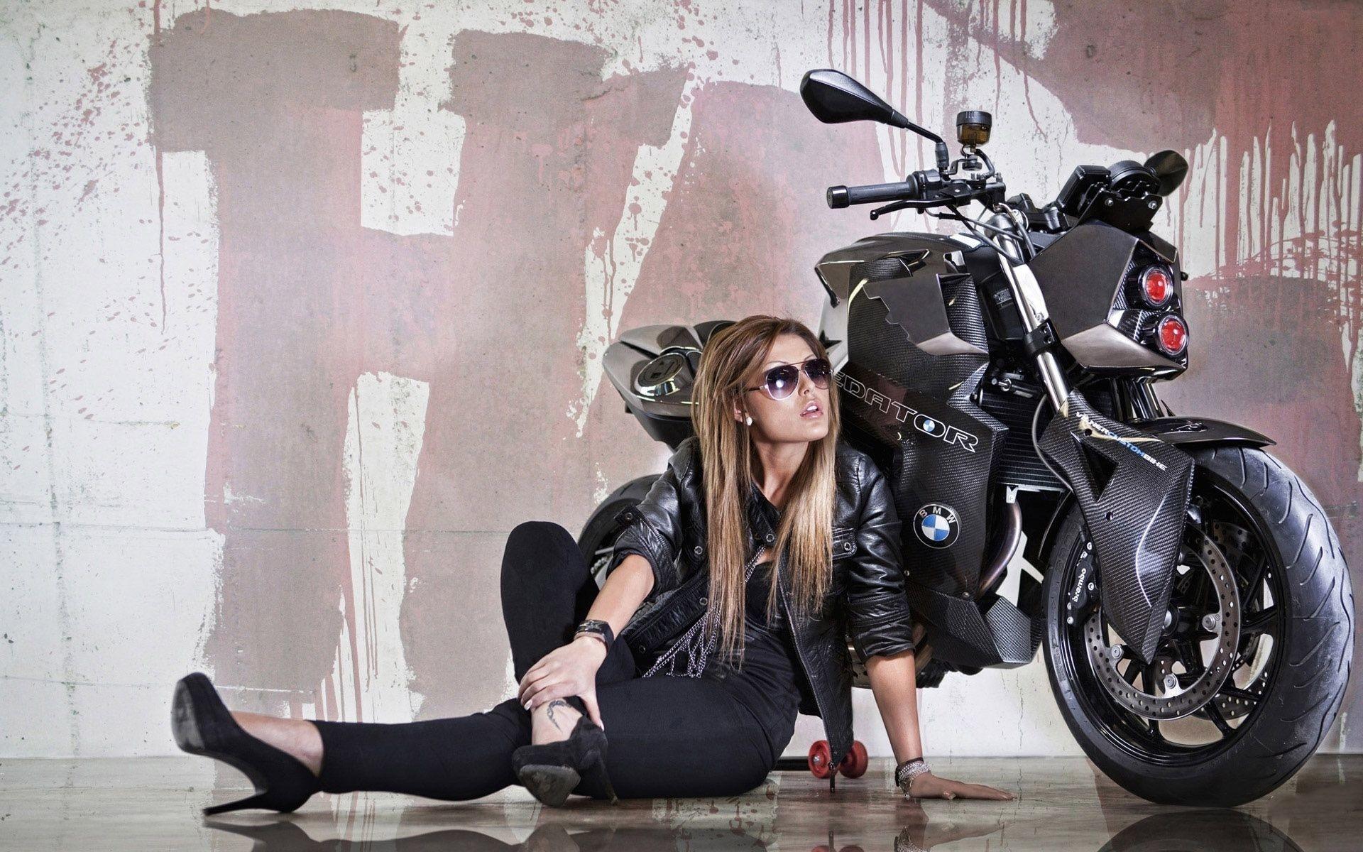 Girl Rider Wallpapers Wallpaper Cave
