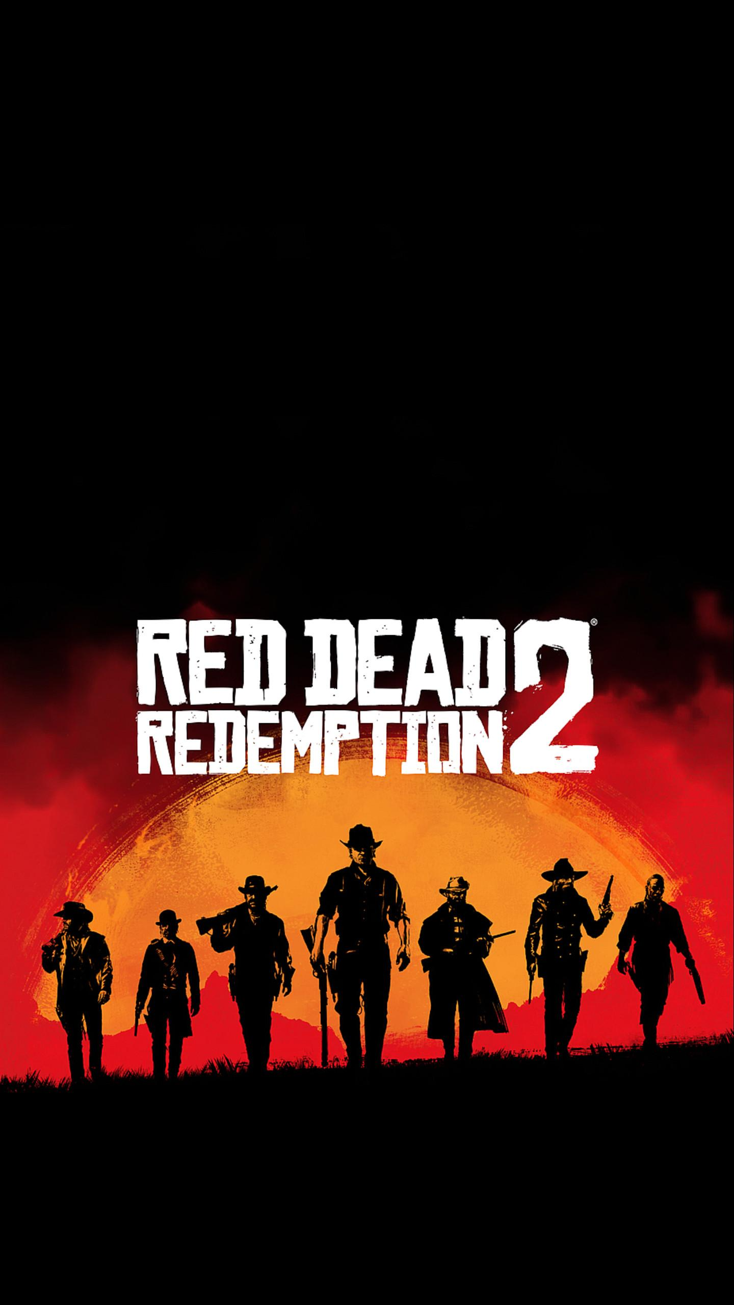 Red Dead Redemption 2 Smartphone Wallpapers Wallpaper Cave