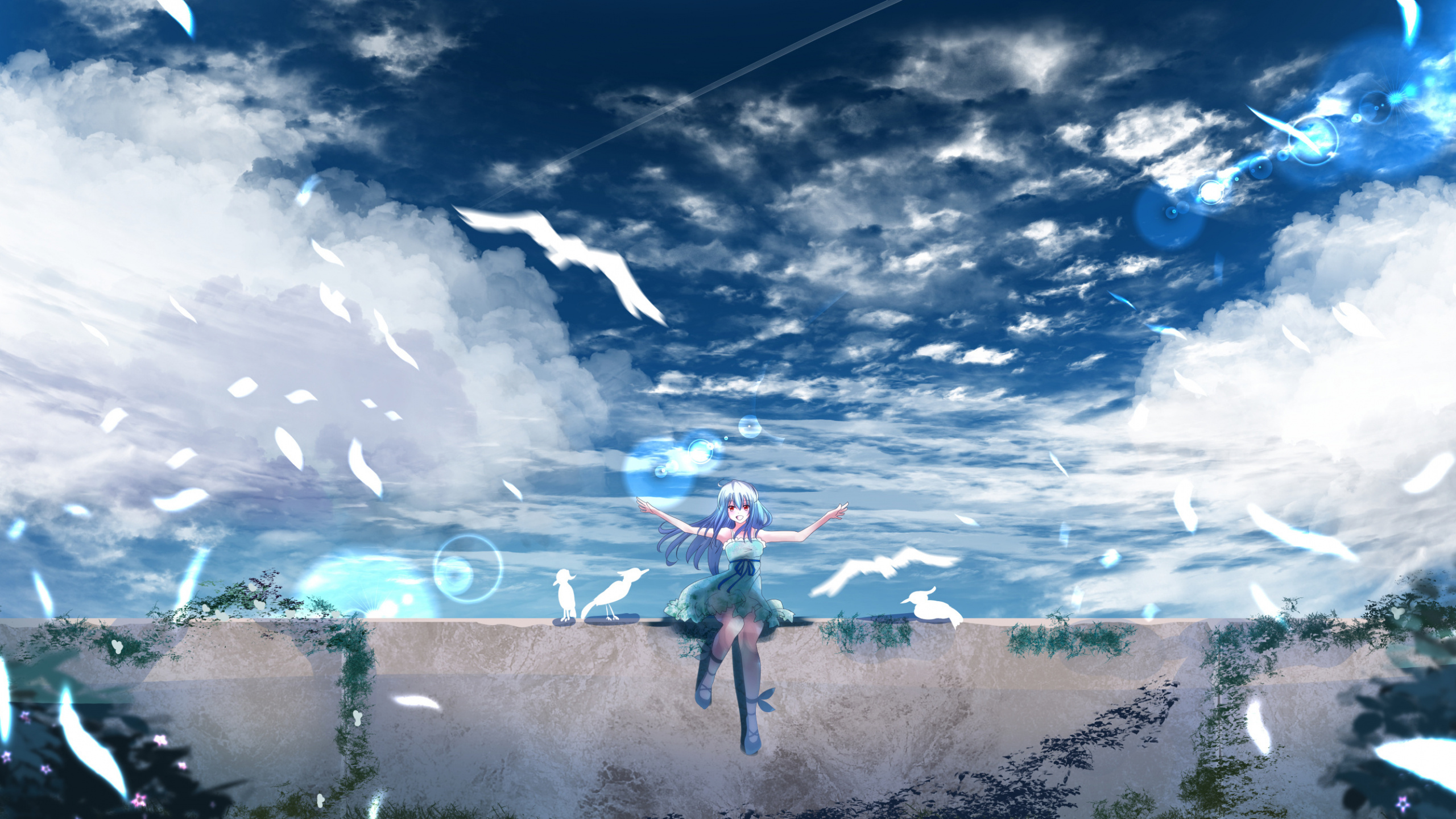 Wide Anime Wallpapers Wallpaper Cave