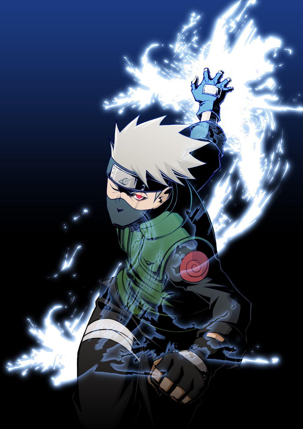 Naruto Kakashi iPhone Wallpapers
