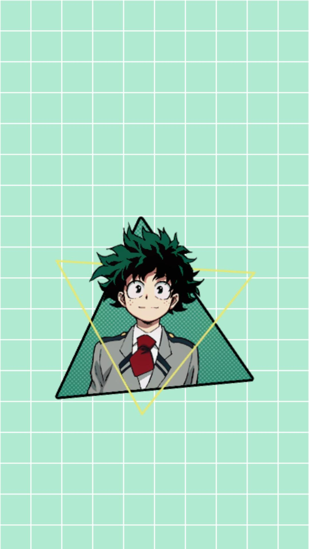 Aesthetic Deku Wallpapers Wallpaper Cave