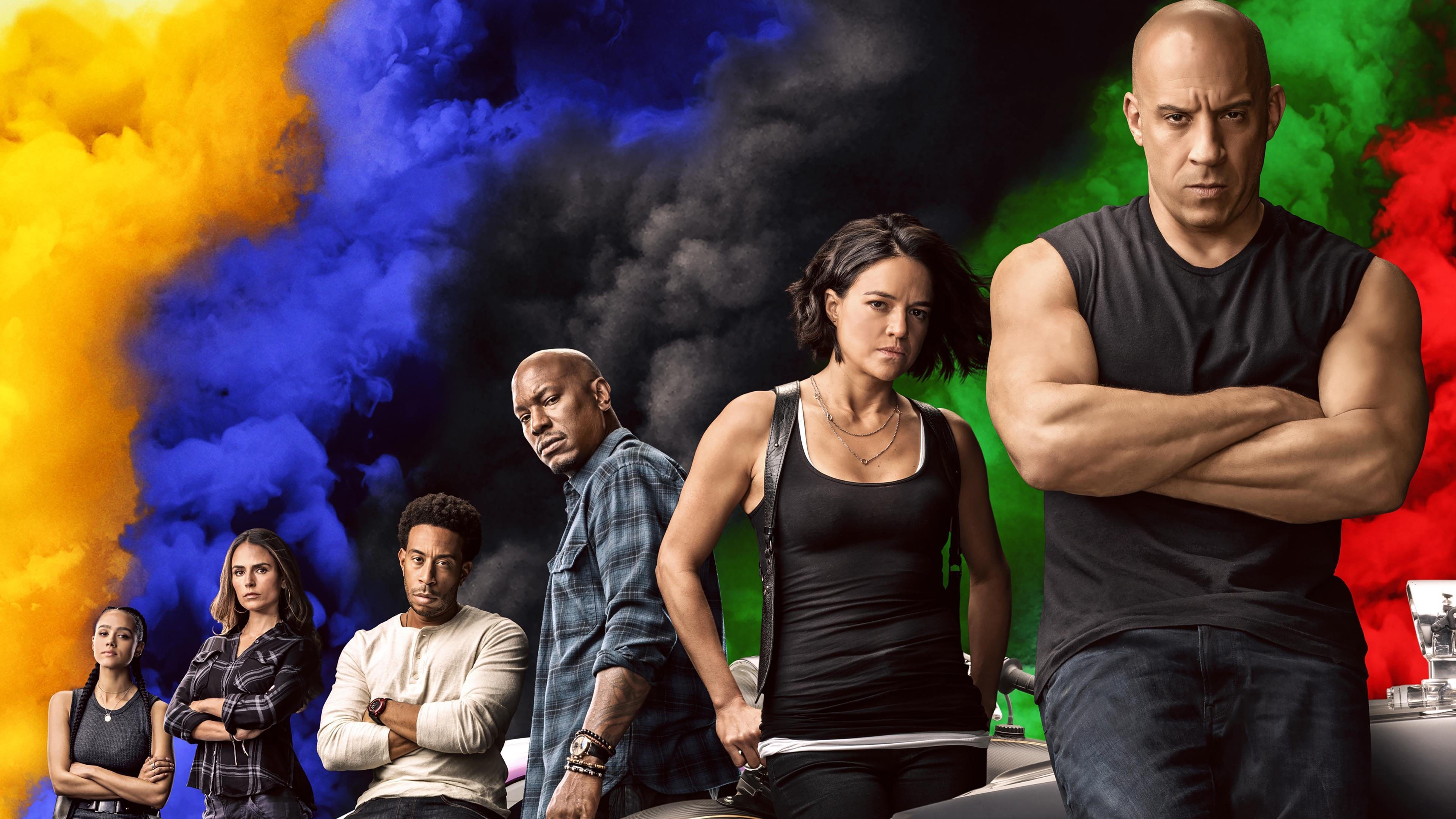 Fast & Furious 9 2020 Wallpapers Wallpaper Cave