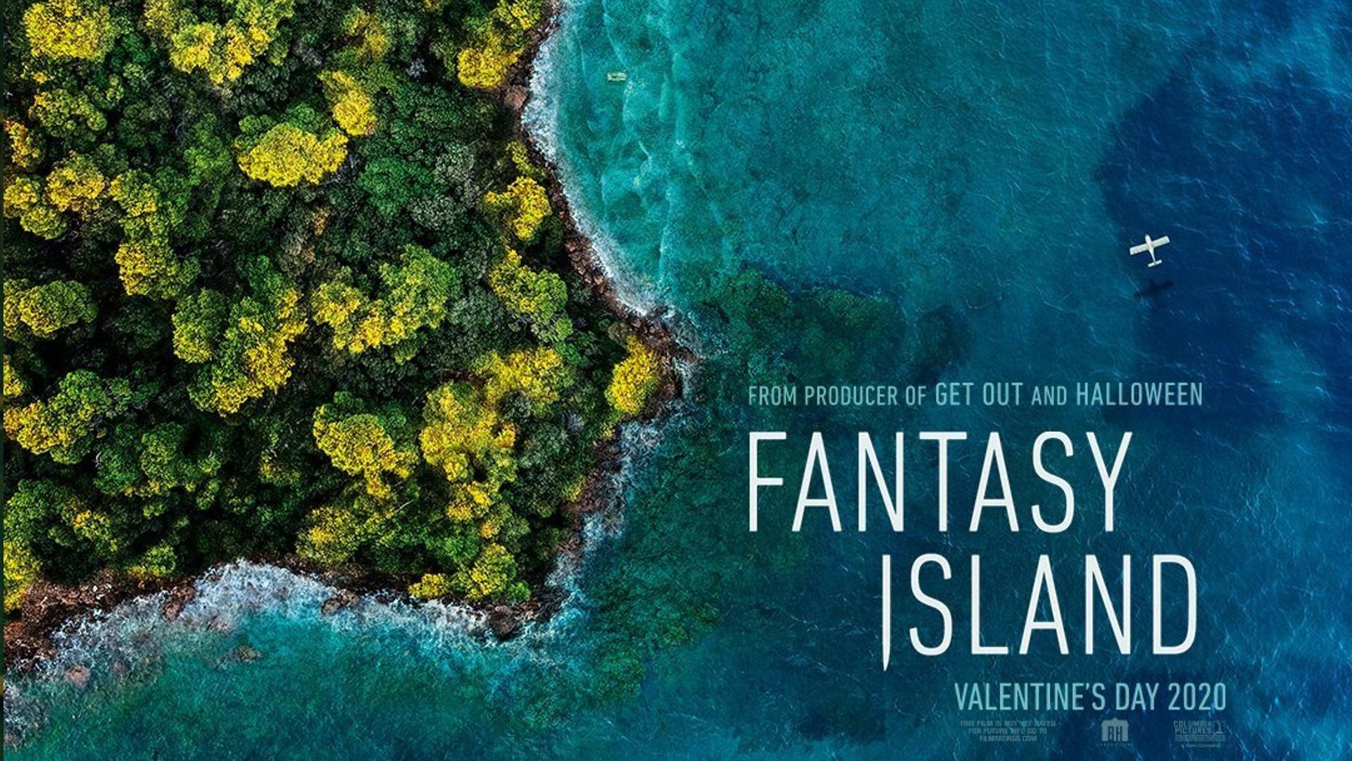 Blumhouse's Reimagining of FANTASY ISLAND Gets a Poster and