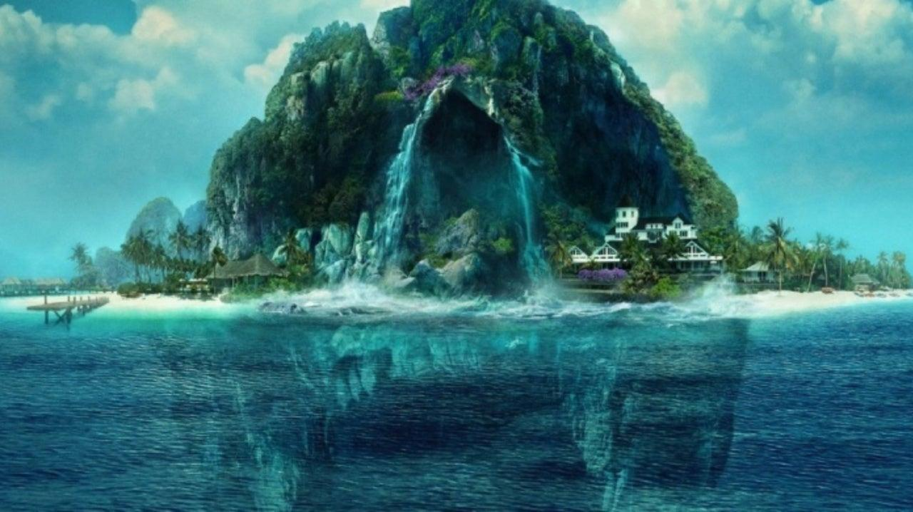 Danger Lurks Below in New Fantasy Island Poster