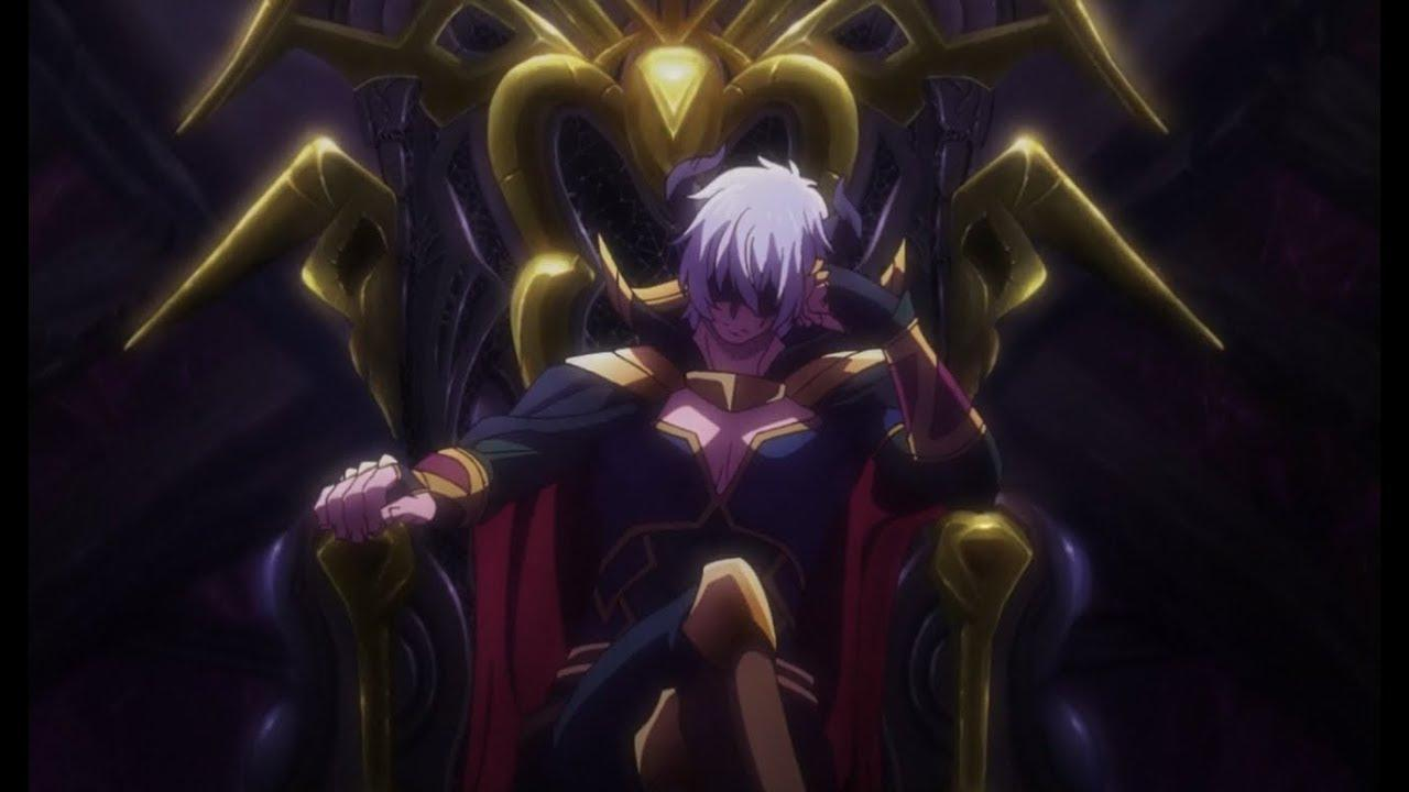 Demon Lord Anime Wallpapers Wallpaper Cave