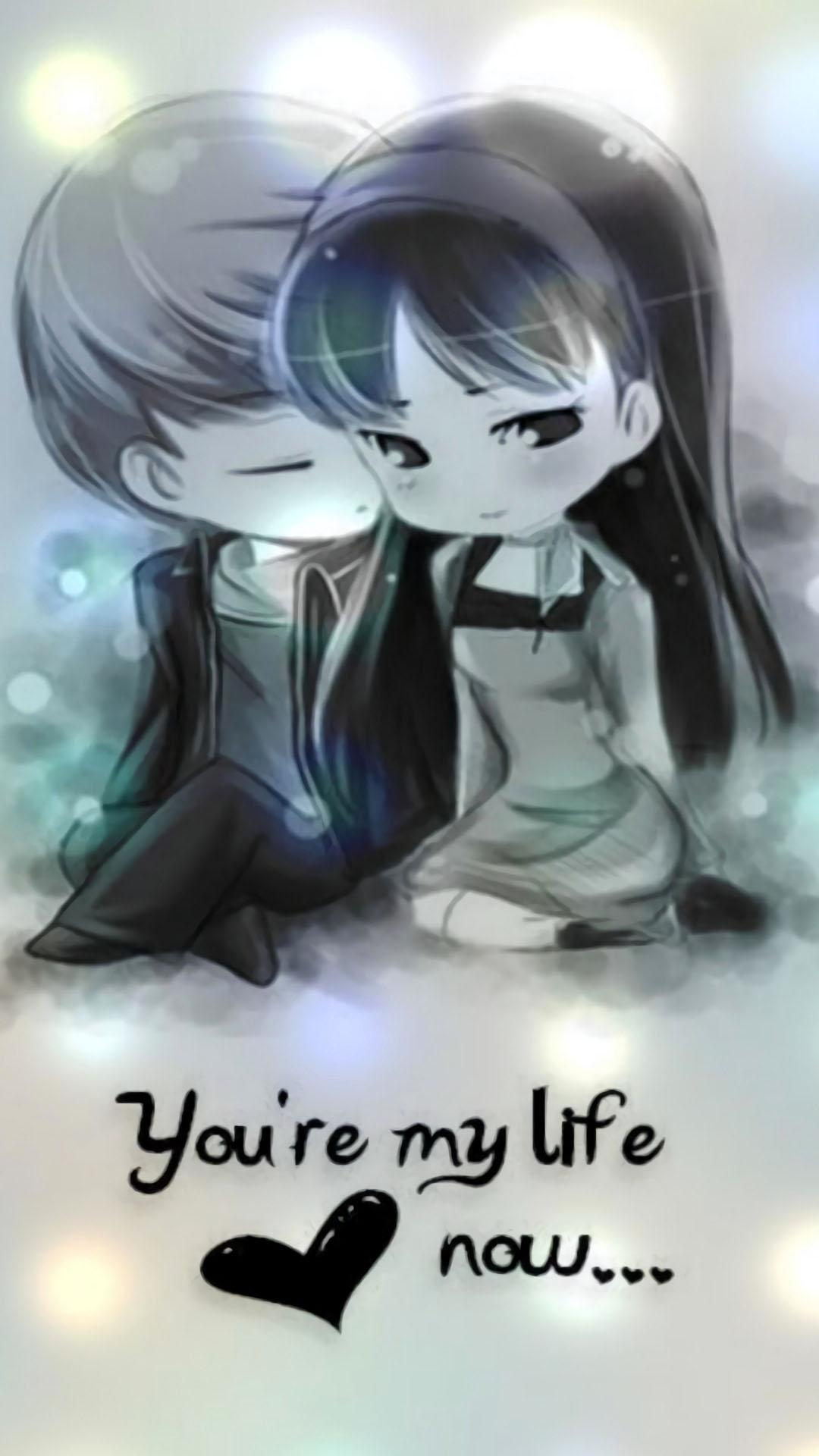 Ultra Hd Anime Love Wallpapers Wallpaper Cave