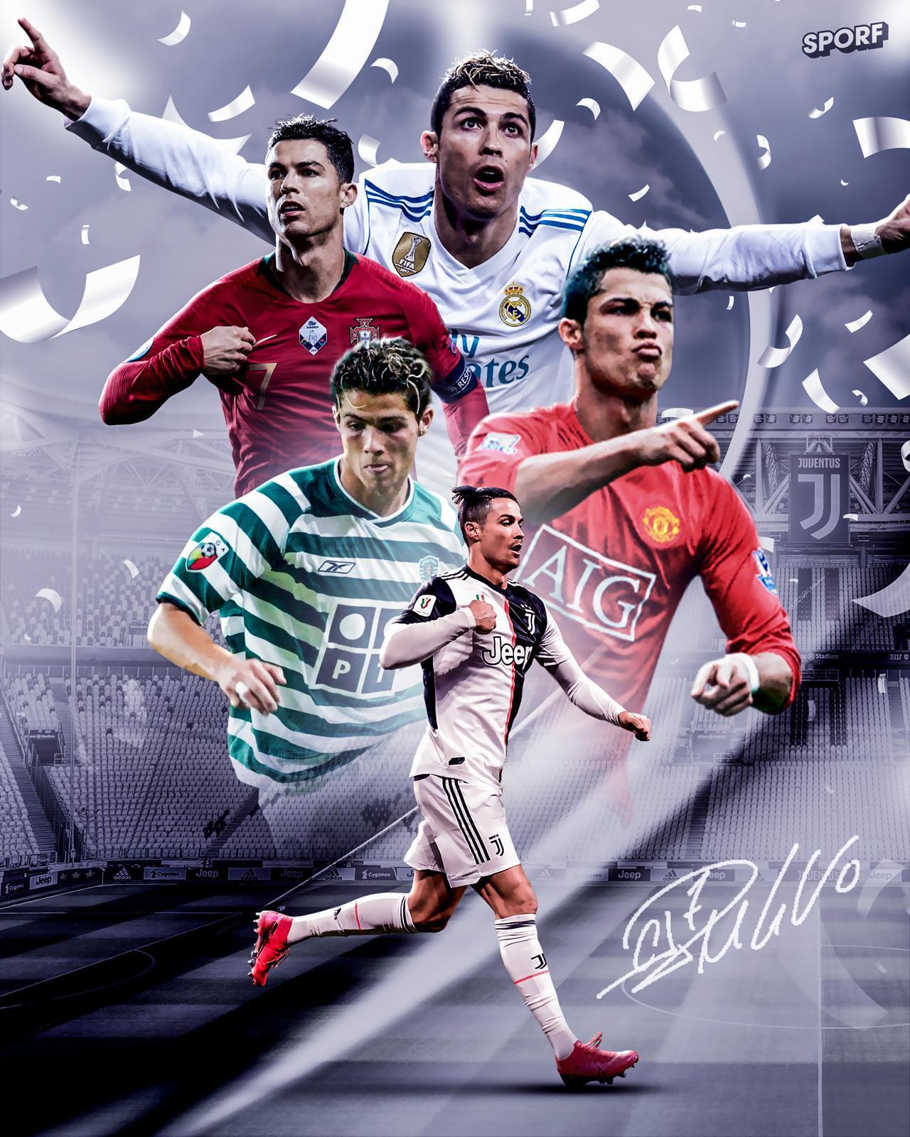 Cristiano Ronaldo HD 2020 Wallpapers - Wallpaper Cave