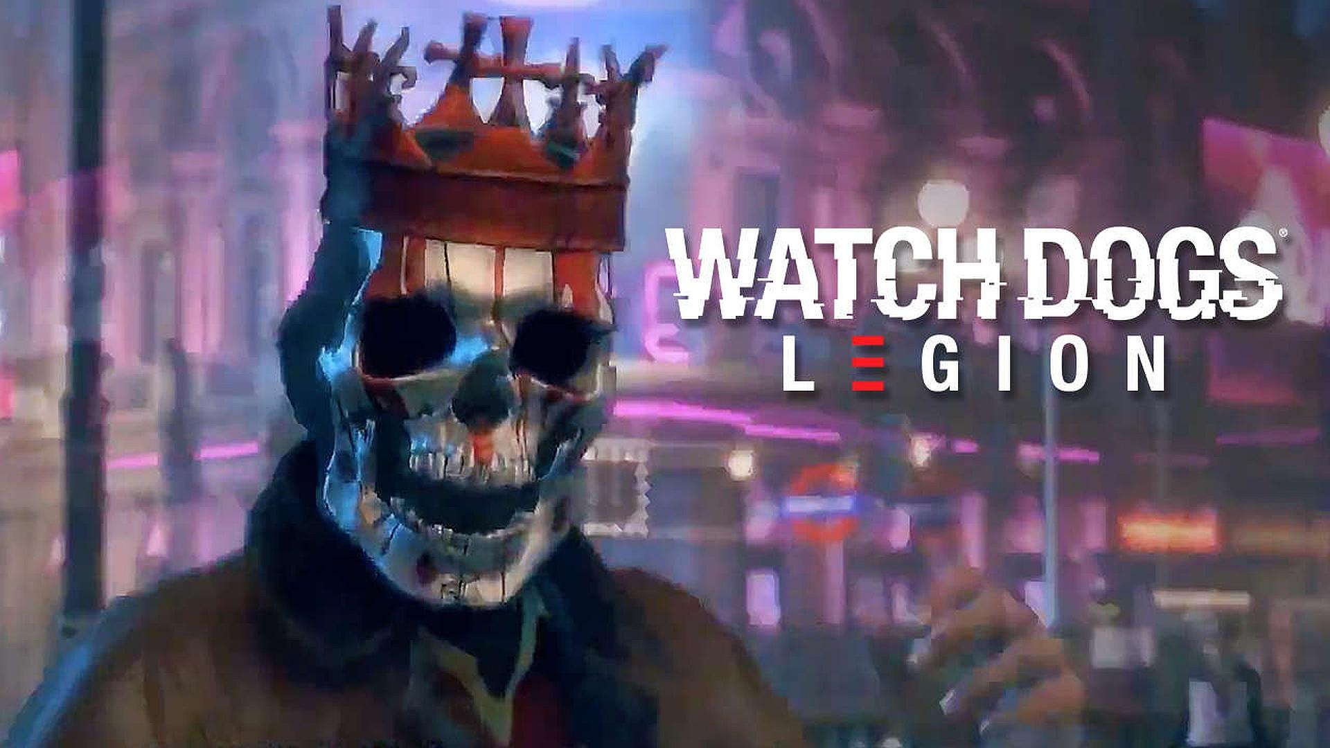 Watch Dogs: Legion HD Wallpapers - Wallpaper Cave