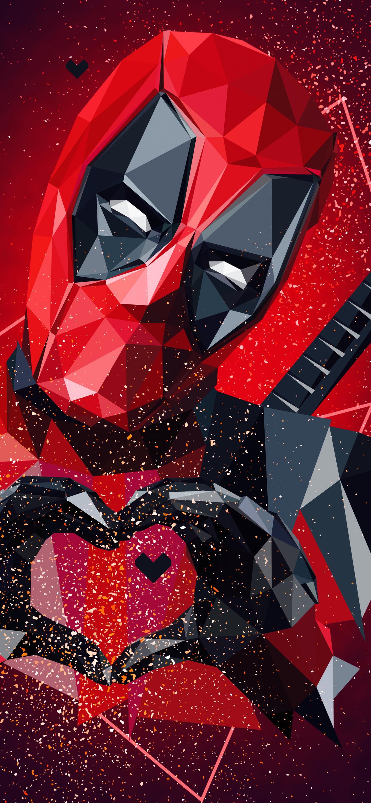 Deadpool Mobile 4k Wallpapers Wallpaper Cave