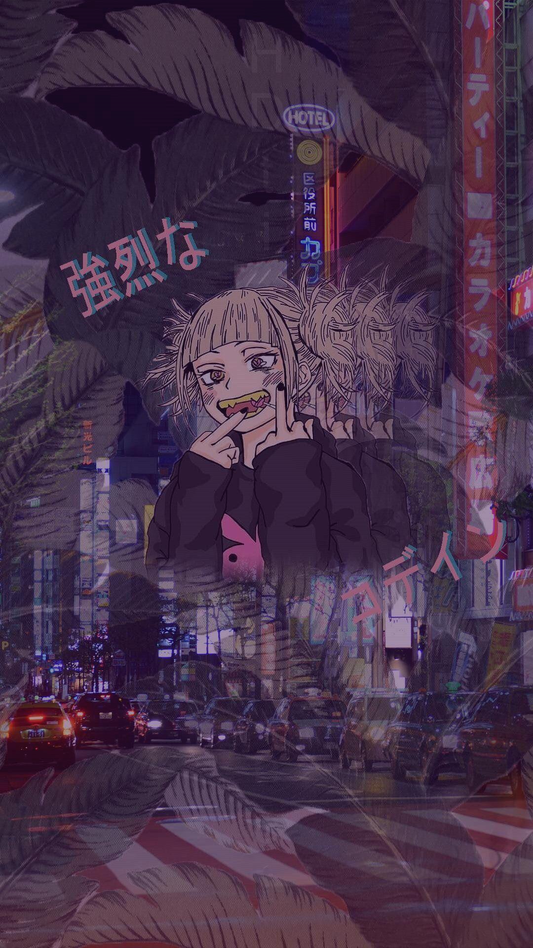 Anime Dark Pastel Wallpapers Wallpaper Cave