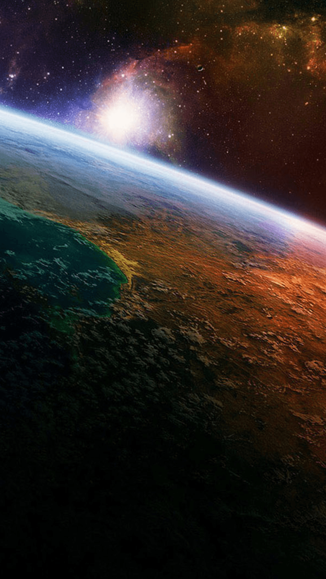 Android Space Wallpapers - Wallpaper Cave