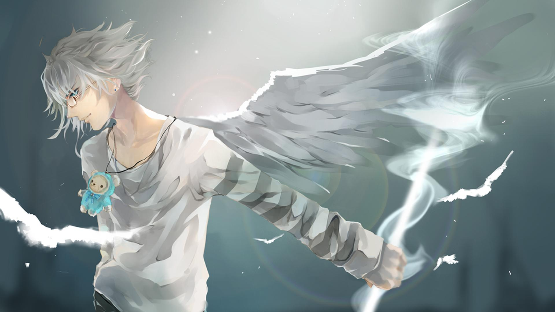 Aesthetic Anime 1920x1080 Grey Wallpapers - Wallpaper Cave