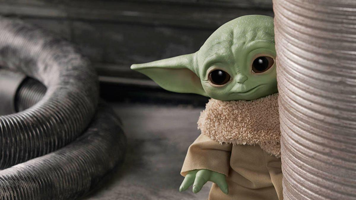 Baby Yoda toy production could be derailed by coronavirus