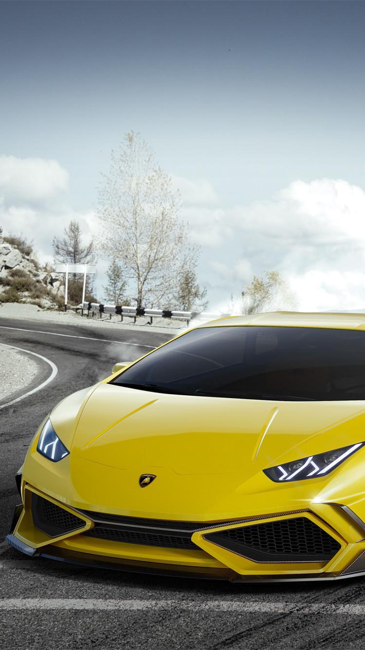 Lamborghini Huracan 4k iPhone Wallpapers - Wallpaper Cave