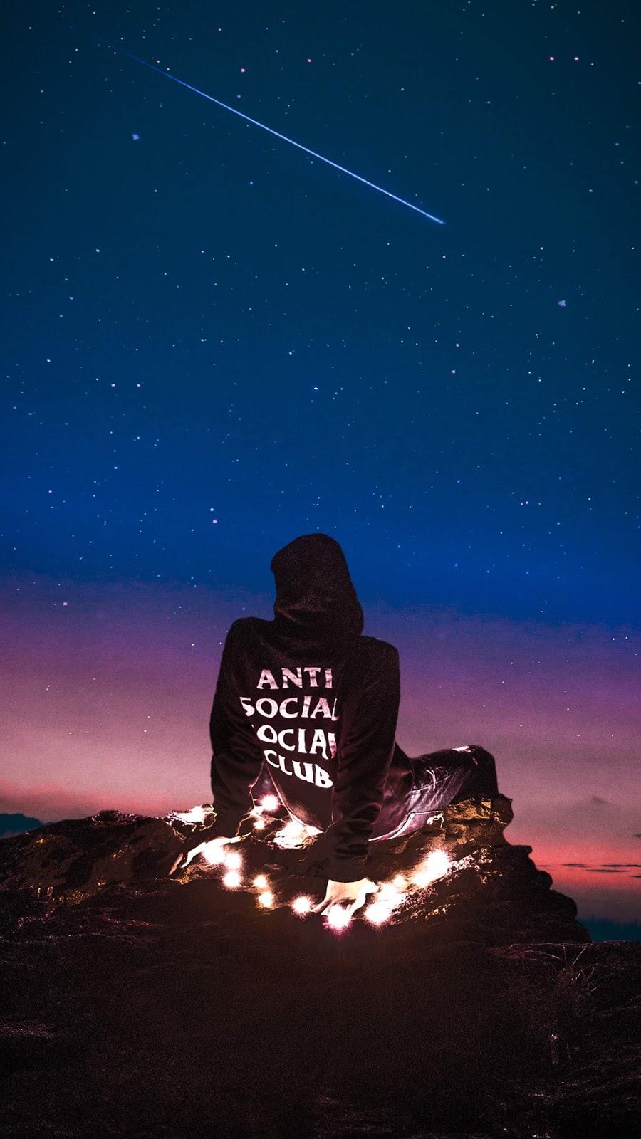 Anti Social Social Club iPhone Wallpapers - Wallpaper Cave