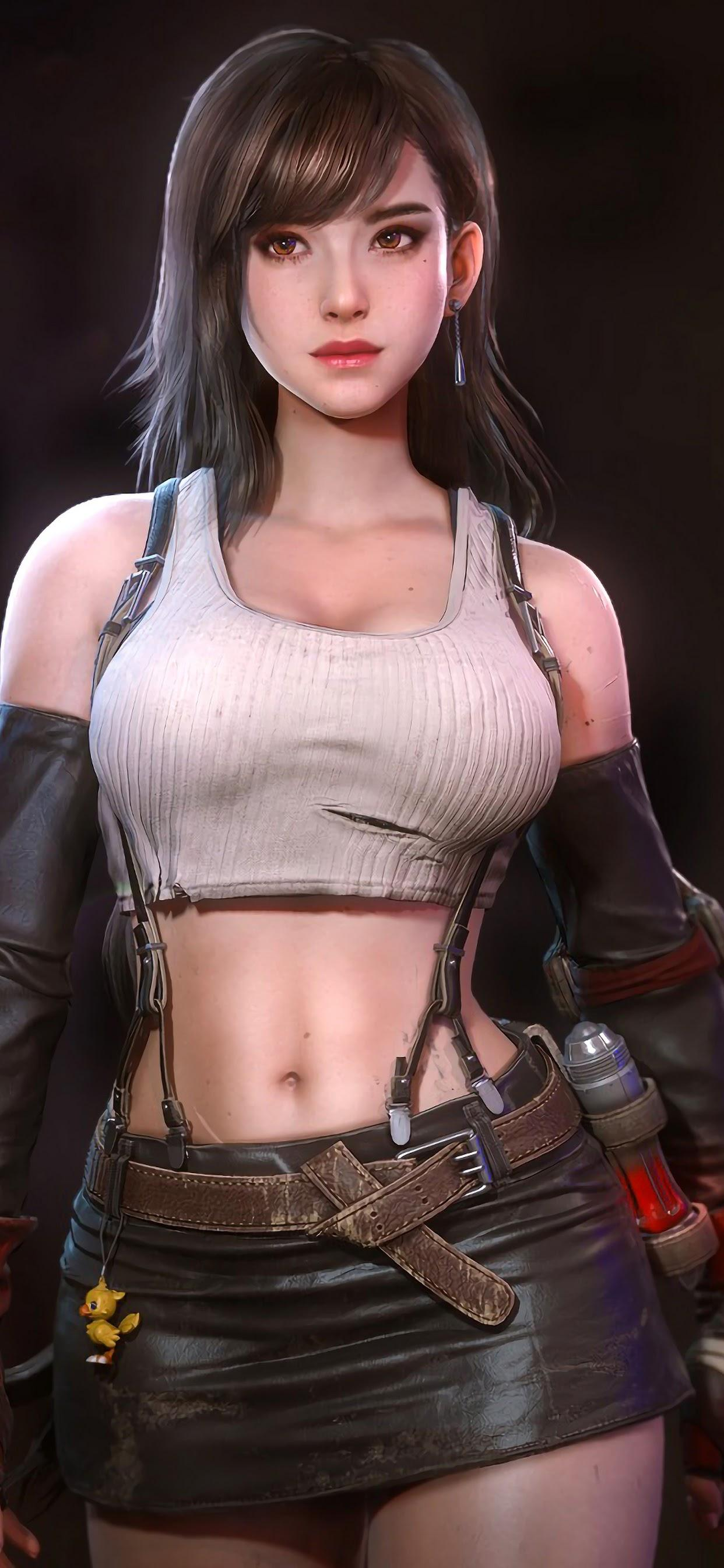 Tifa Iphone Wallpapers Wallpaper Cave
