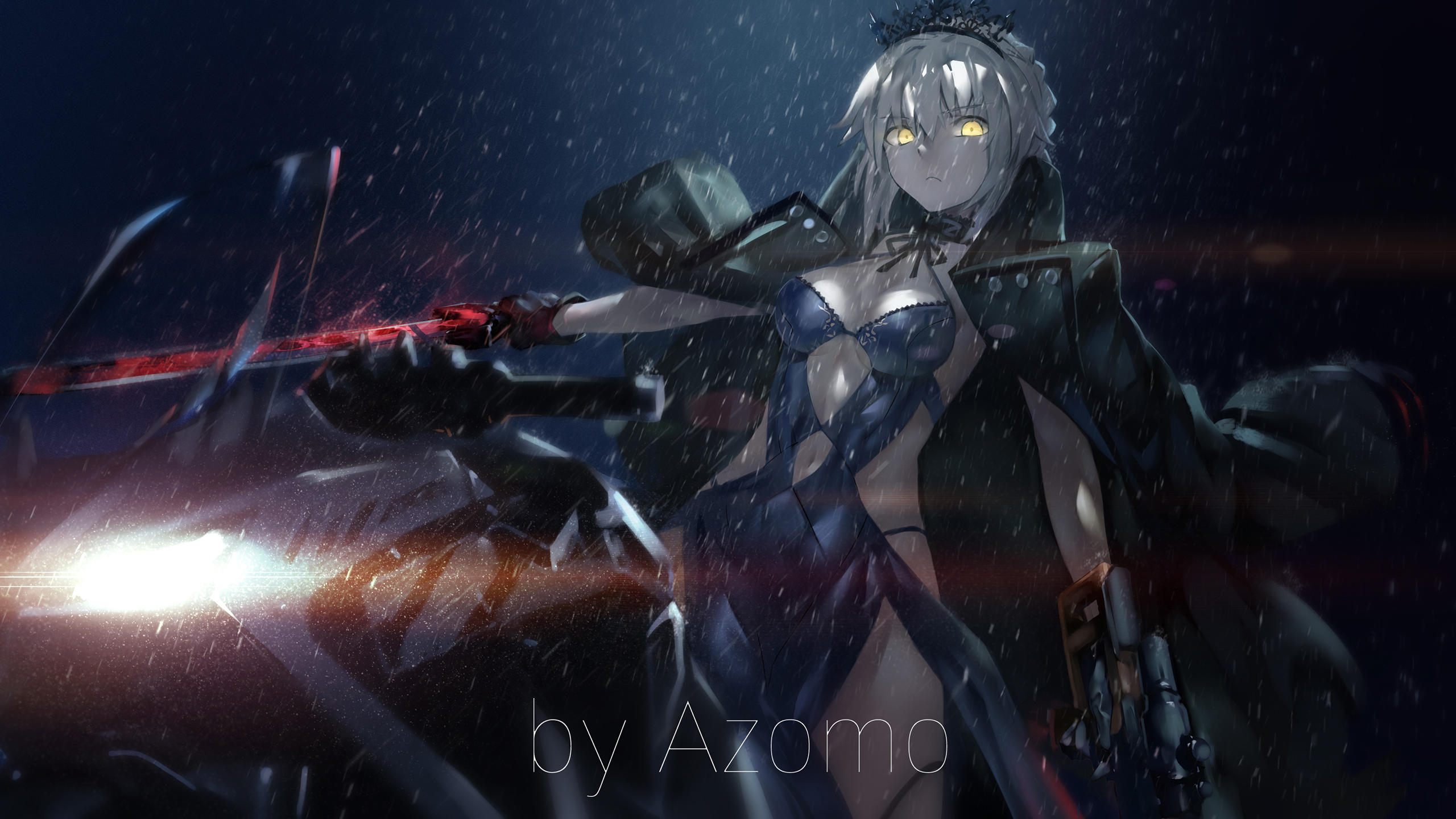 Fate Grand Order Saber Anime Wallpapers Wallpaper Cave