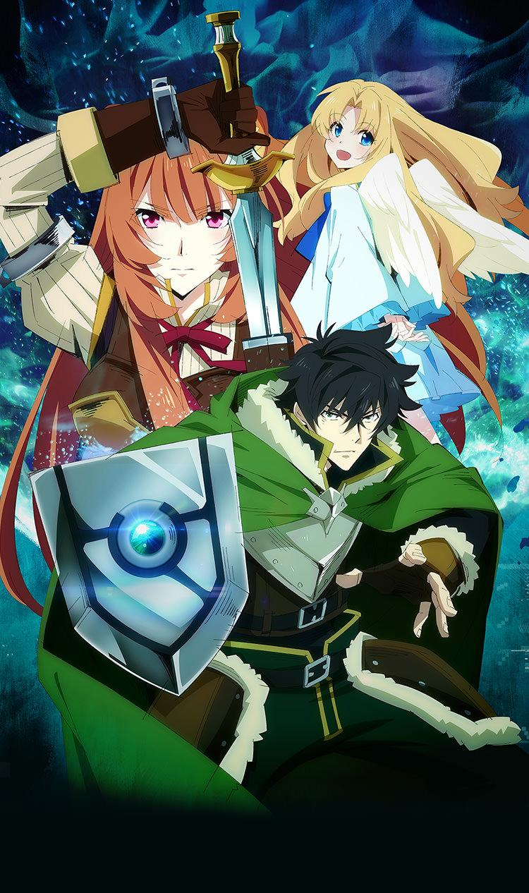 The Rising Of The Shield Hero Phone Wallpapers - Wallpaper ...