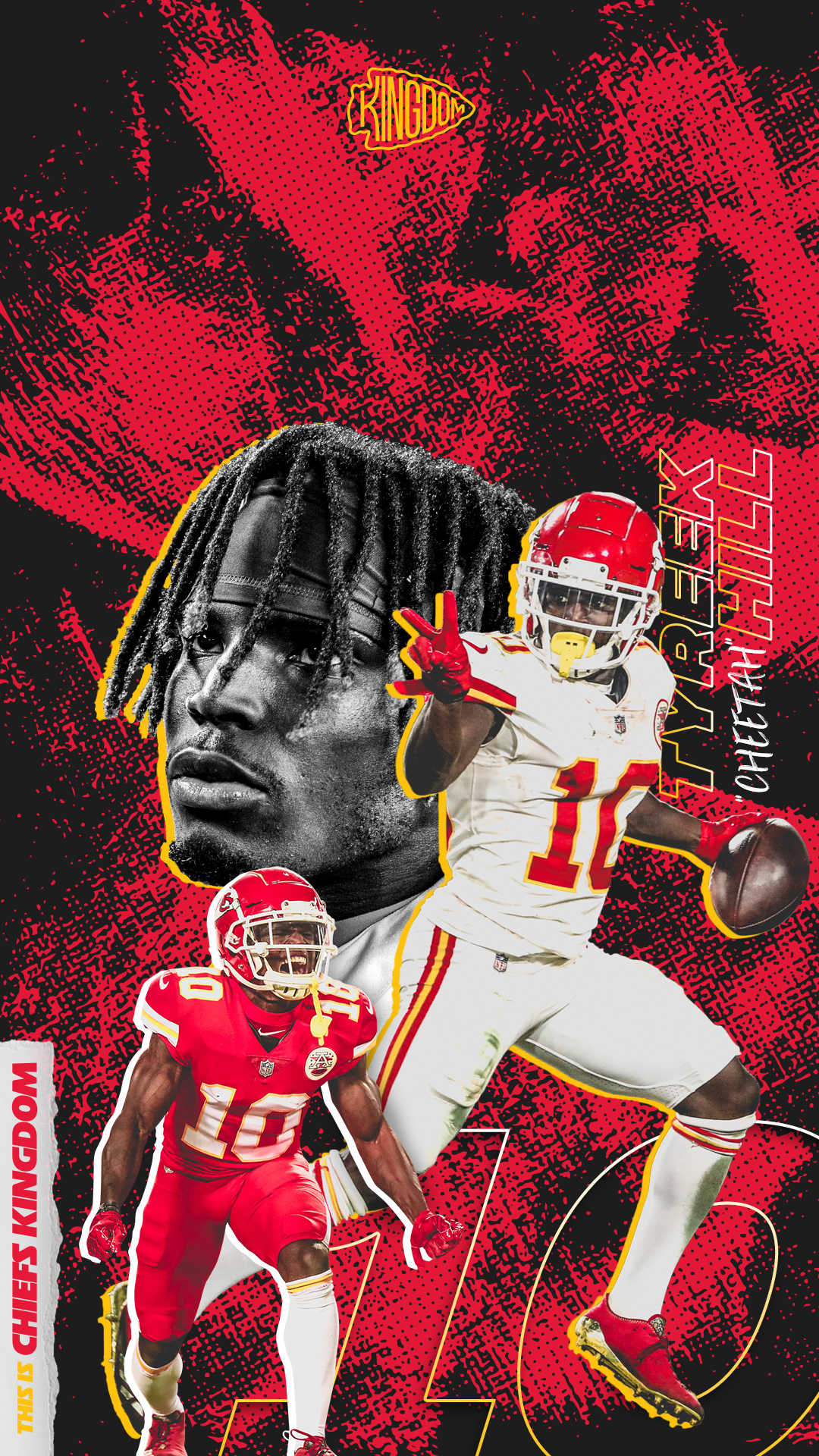 Chiefs Mobile Wallpapers Wallpaper Cave