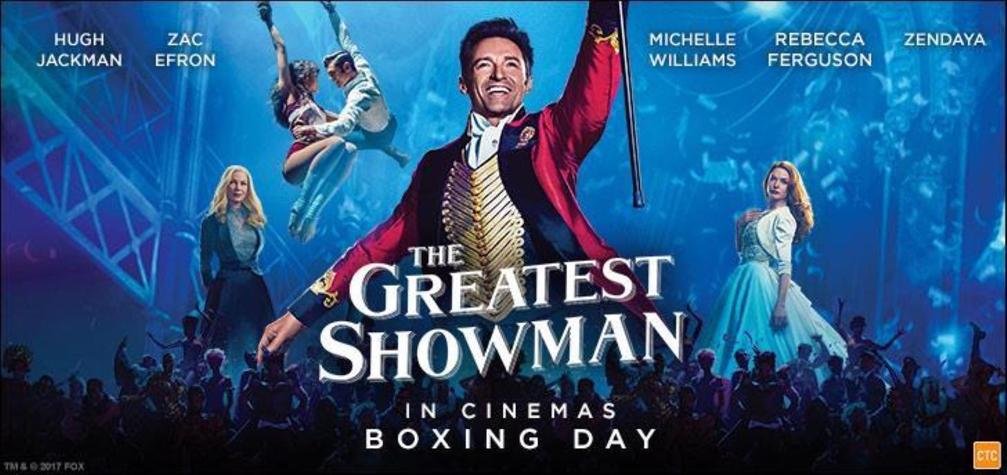 Greatest Showman Wallpapers Wallpaper Cave