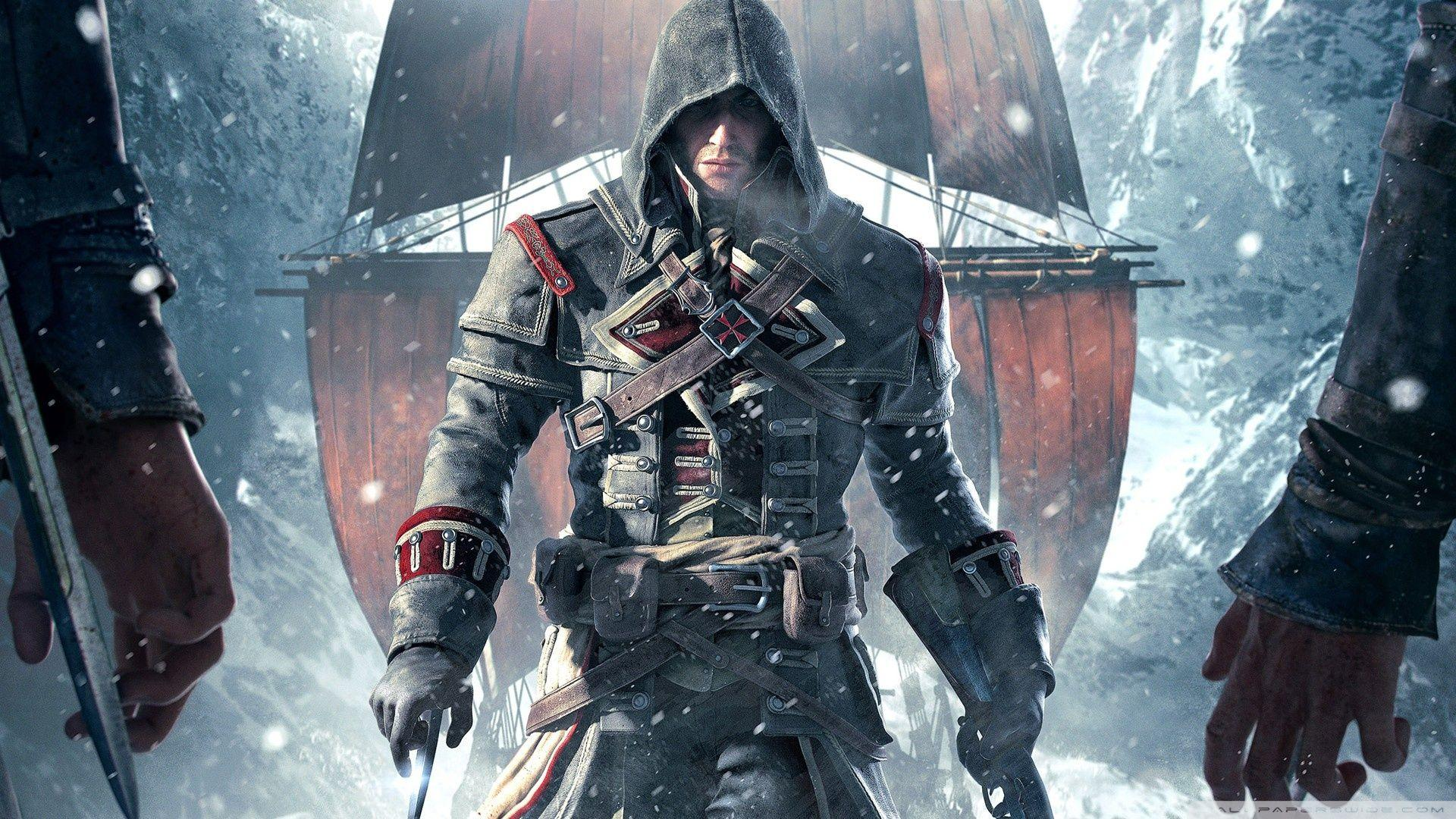 Assassin S Creed Rogue Wallpapers Wallpaper Cave