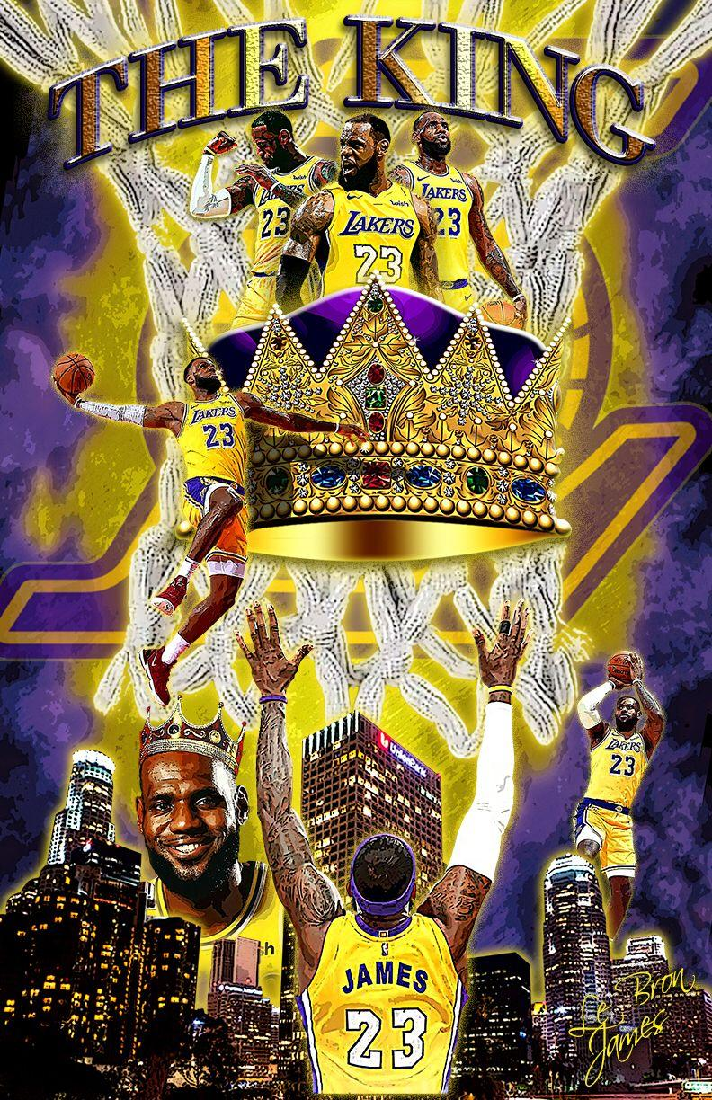 King Lebron Wallpapers - Wallpaper Cave